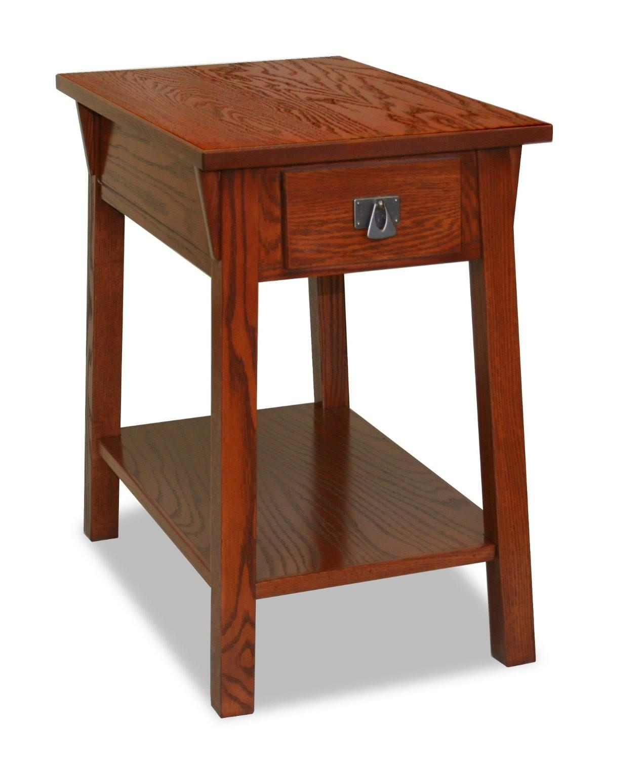 Narrow End Tables Startling Table Amazing Small