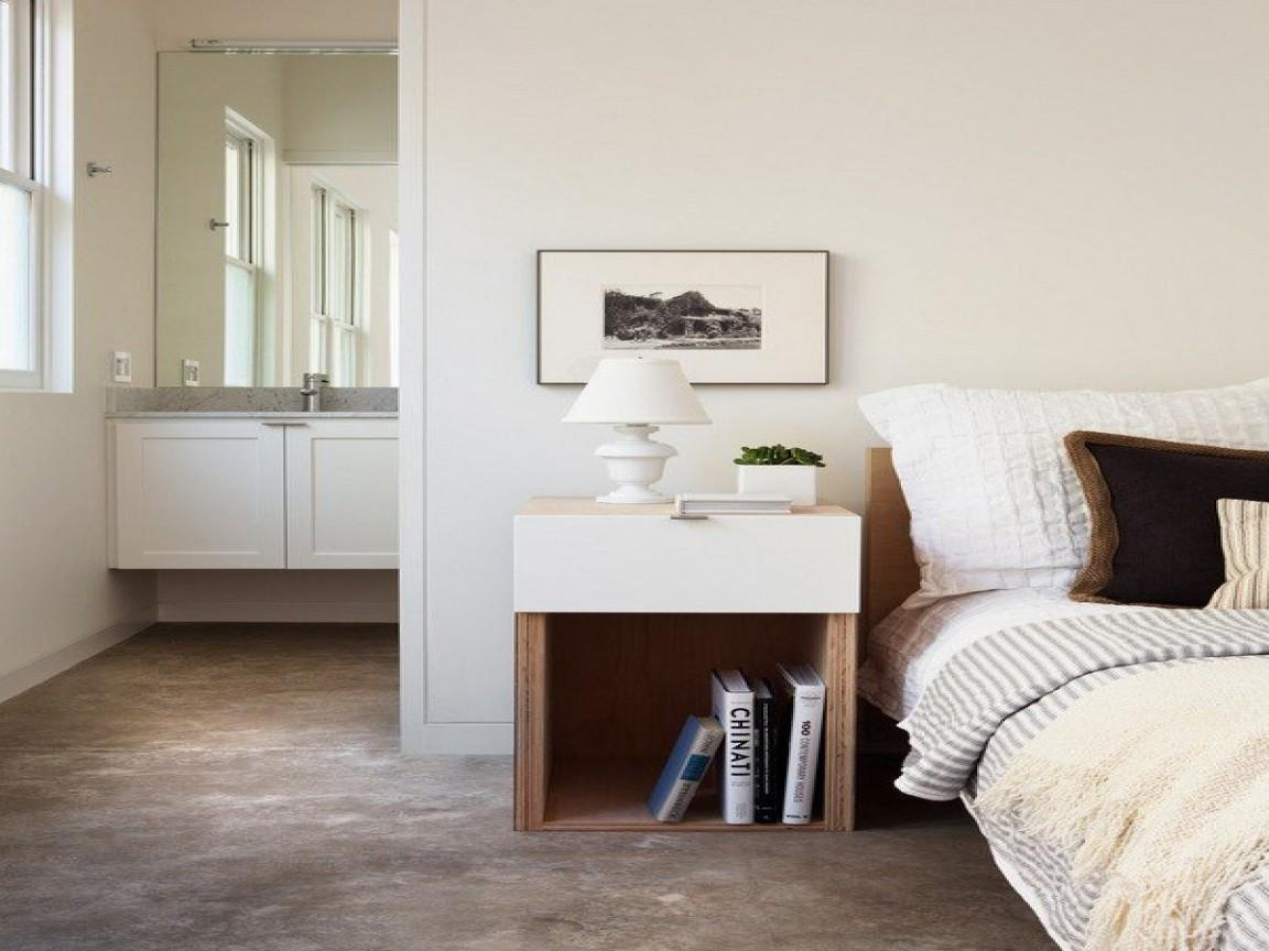 Narrow Night Stands Good Ideas Small Bedrooms