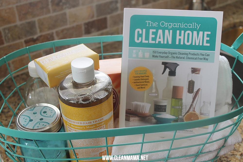 Natural Cleaning Recipes Every Conundrum