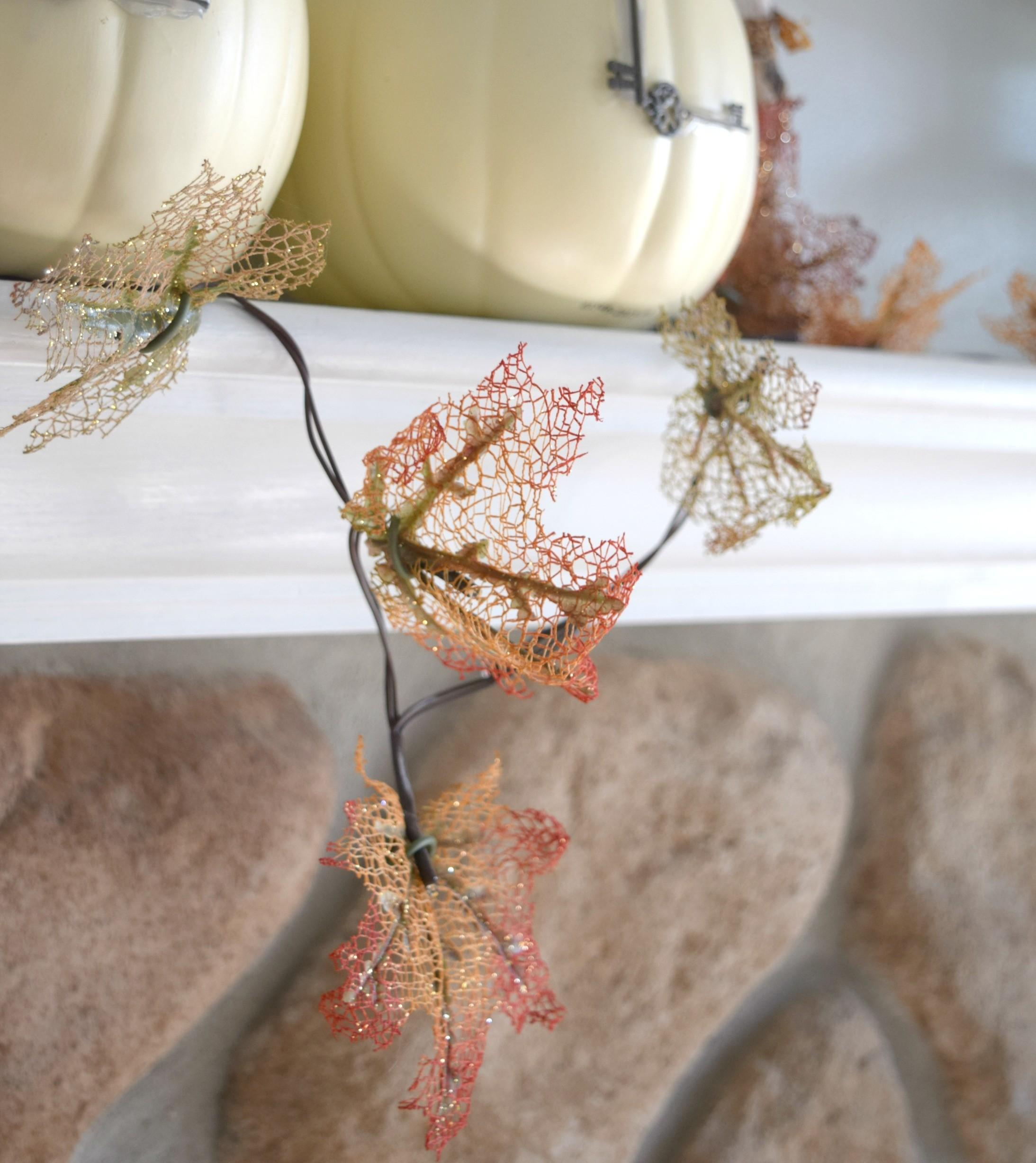 Natural Rustic Diy Filled Fall Home Tour Our