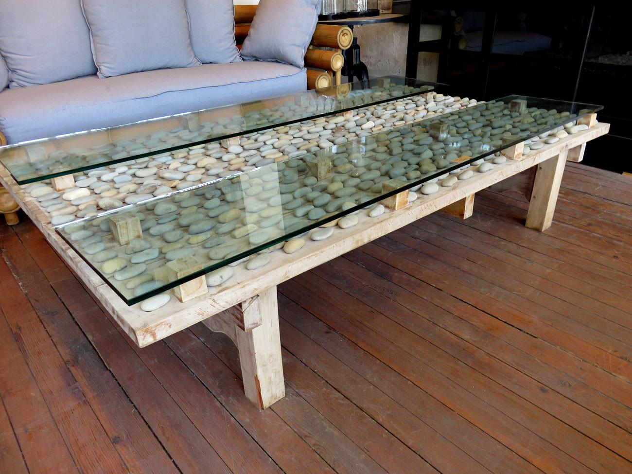 Natural Stone Coffee Table Hudson Goods Blog