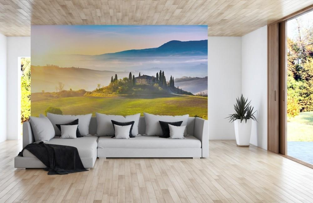Nature Inspired Eye Deceiving Wall Murals Make Your