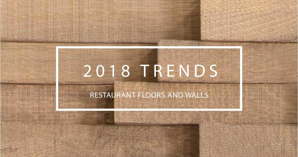 Nature Trends Restaurant Walls Flooring Duch Teau