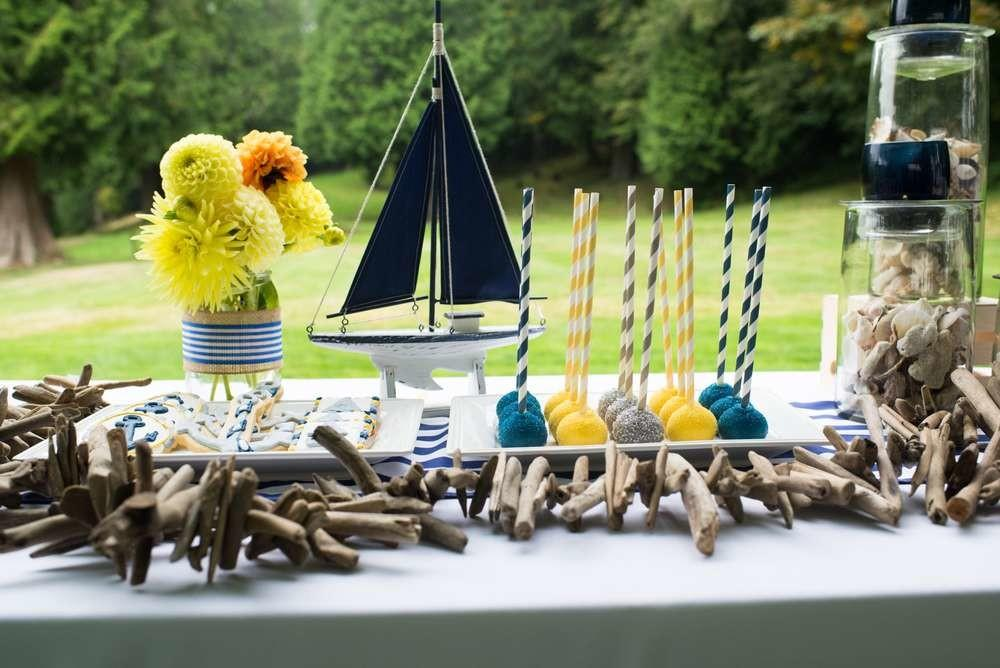 Nautical Baby Shower Party Ideas Catch