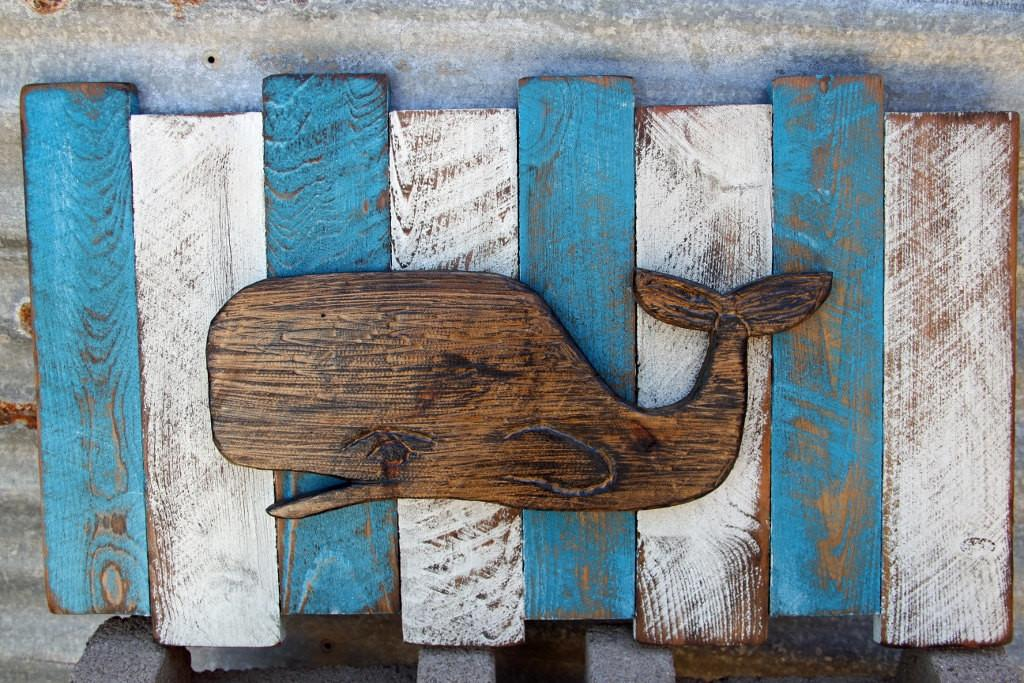 Nautical Wall Decor French Country Distressed