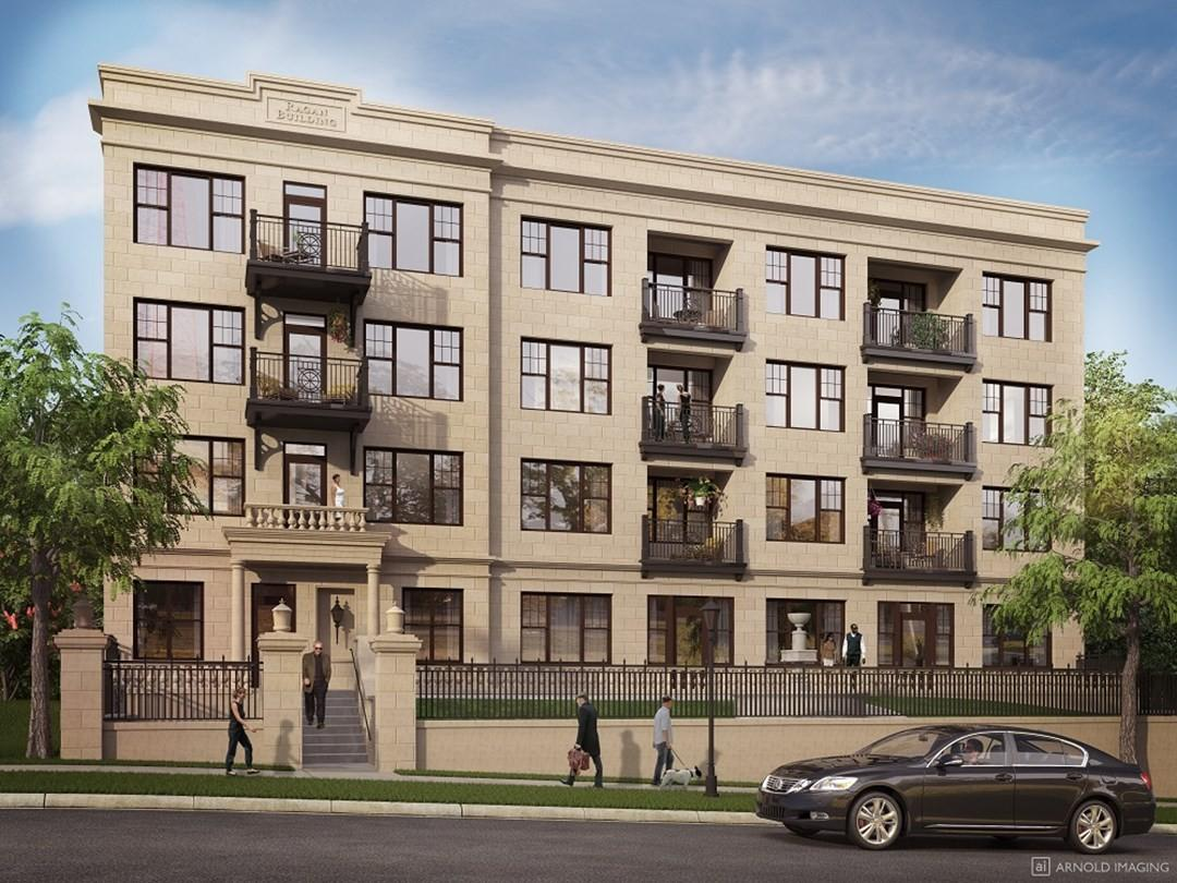 Nearly 200 New Platinum Apartment Homes Modeled After