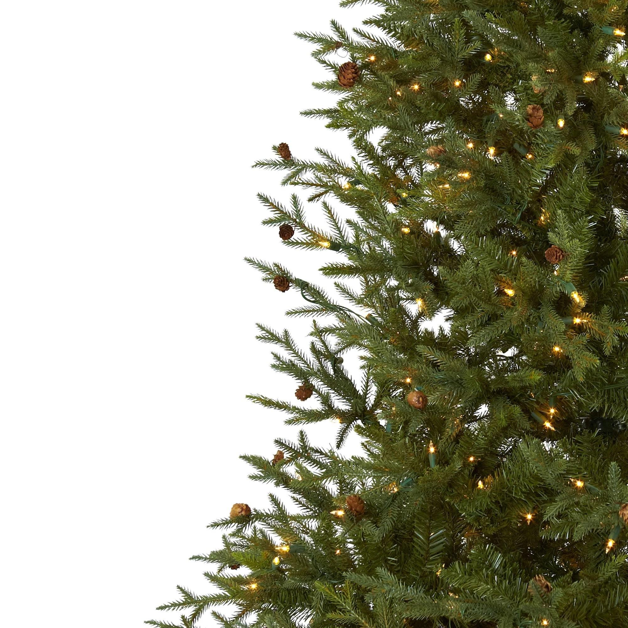 Nearly Natural Green Classic Pine