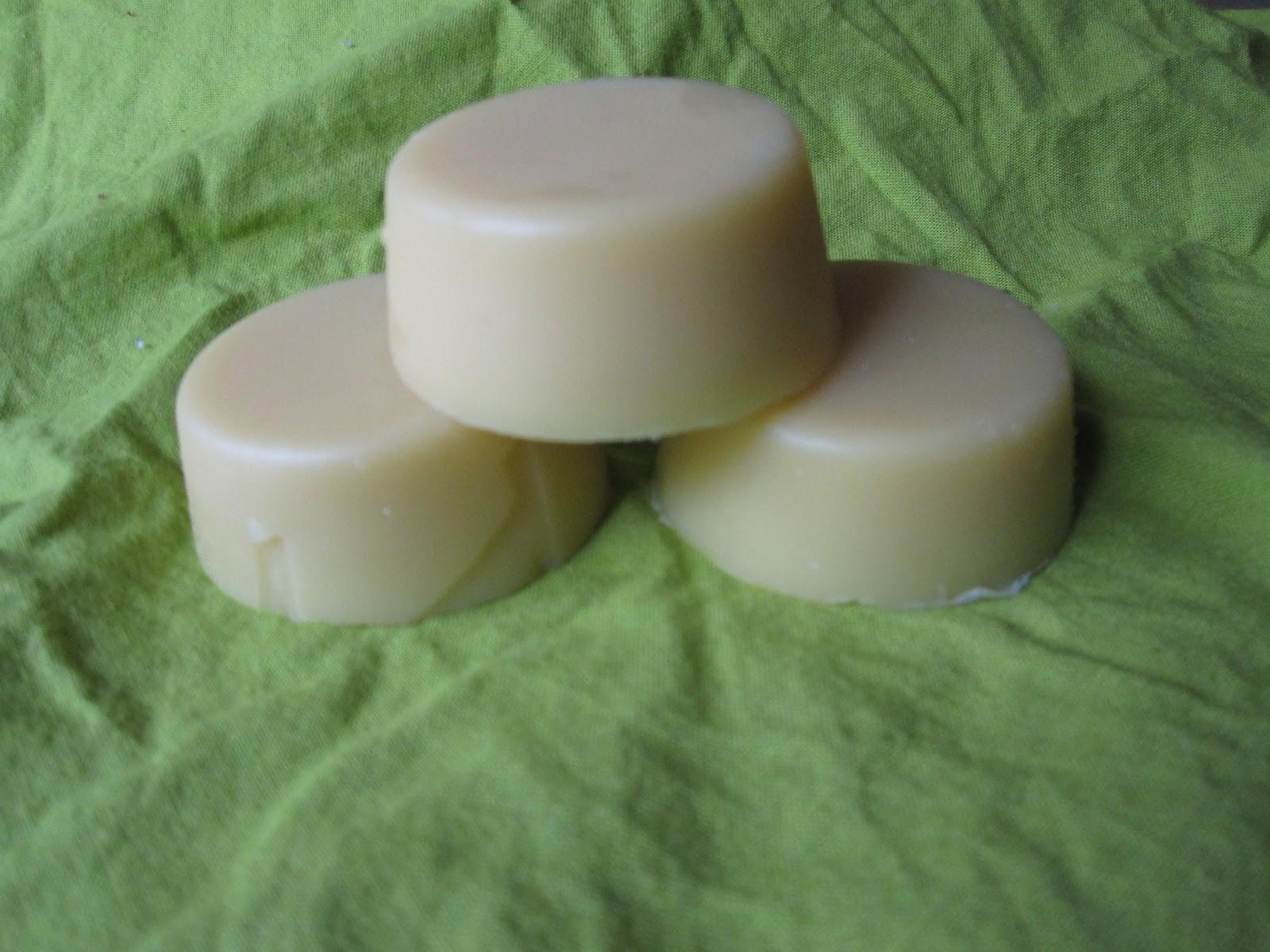 Nearly Natural Nicole Lavender Lotion Bars