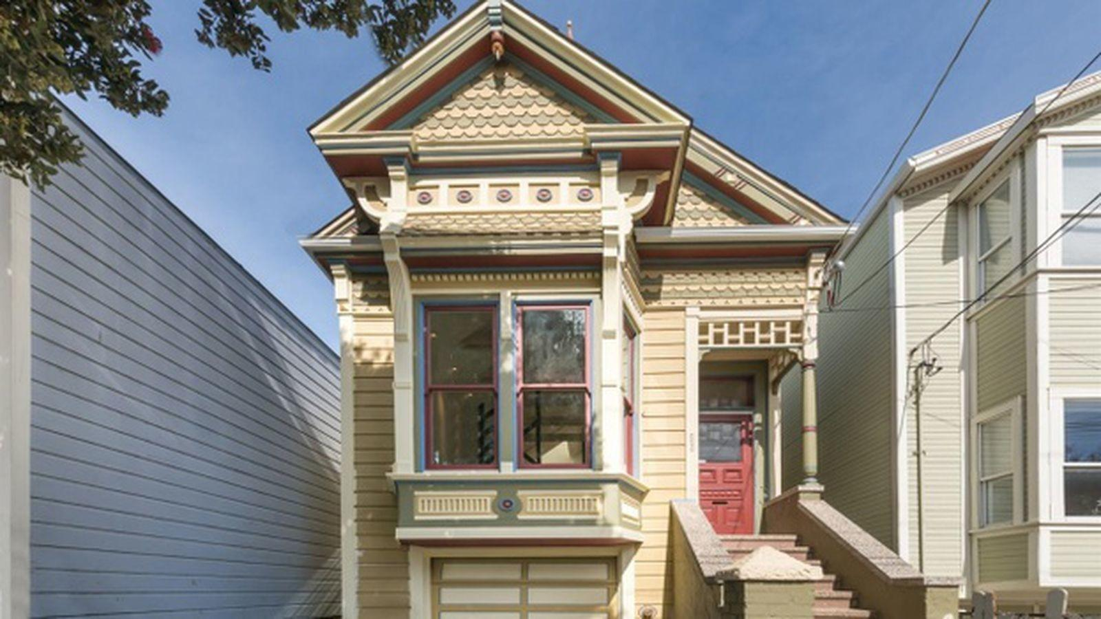 Neo Victorian Born Noe Valley Asks 398m