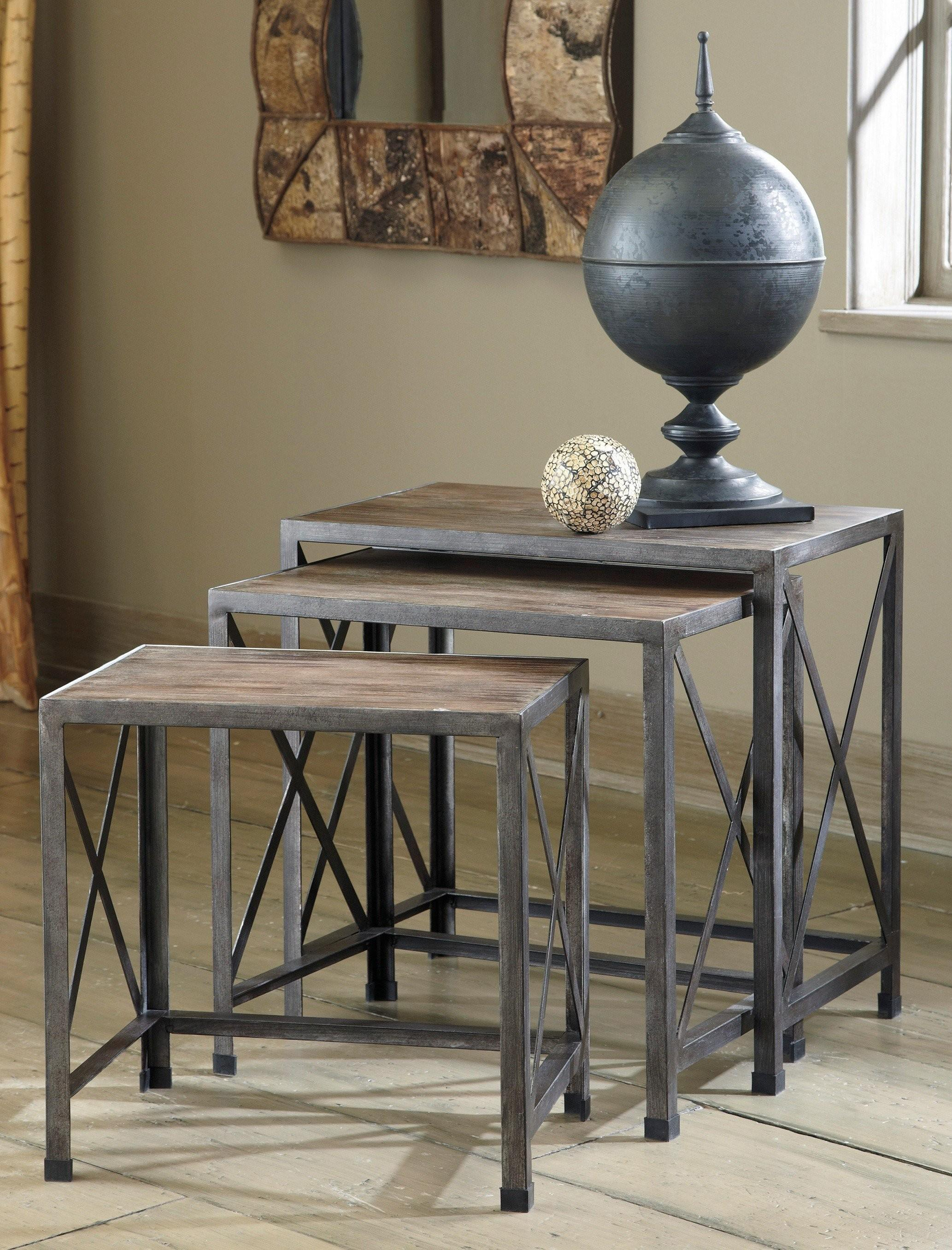 Nesting End Tables Furniture Loccie Better Homes Gardens