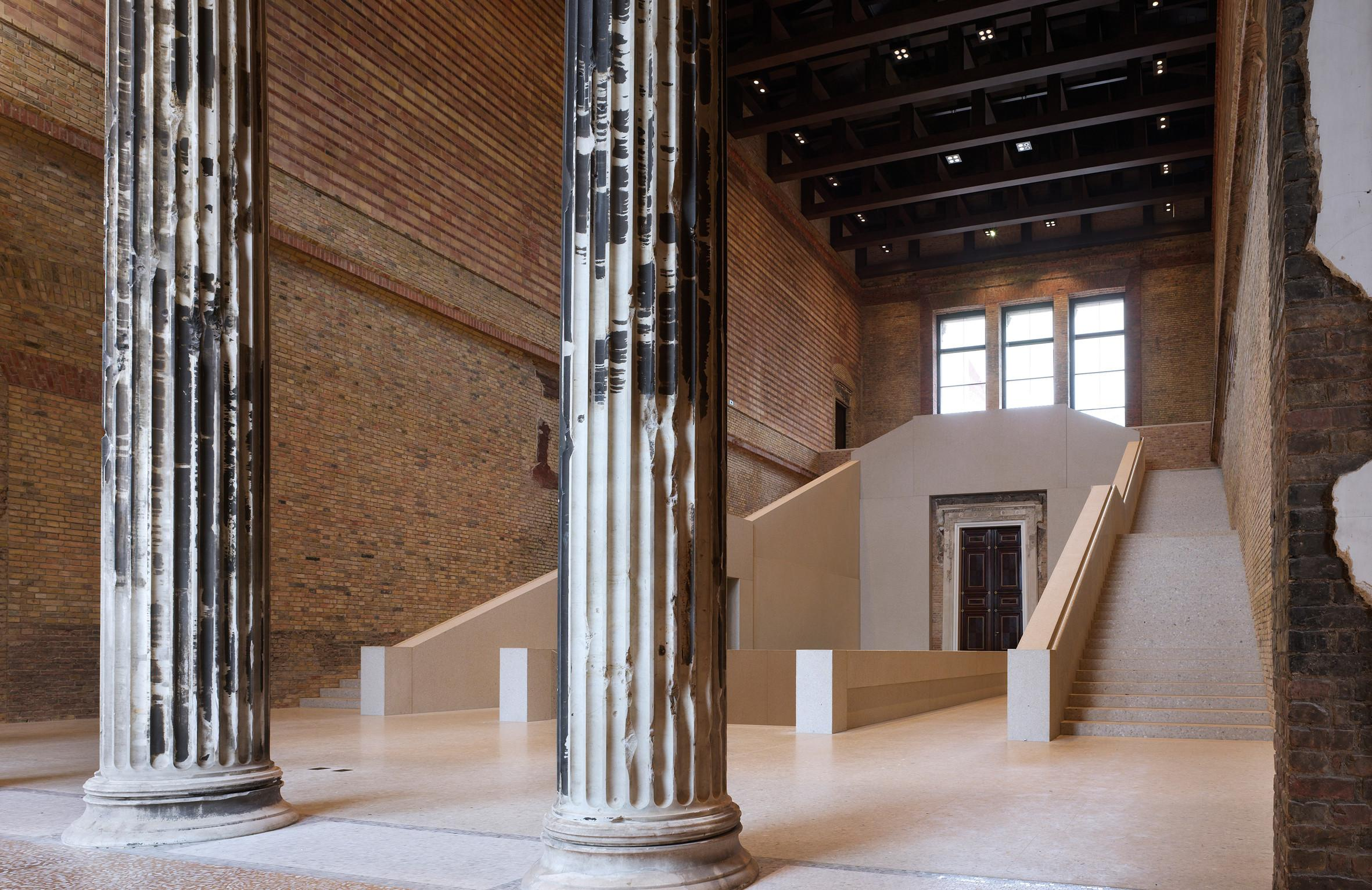 Neues Museum David Chipperfield Architects Berlin