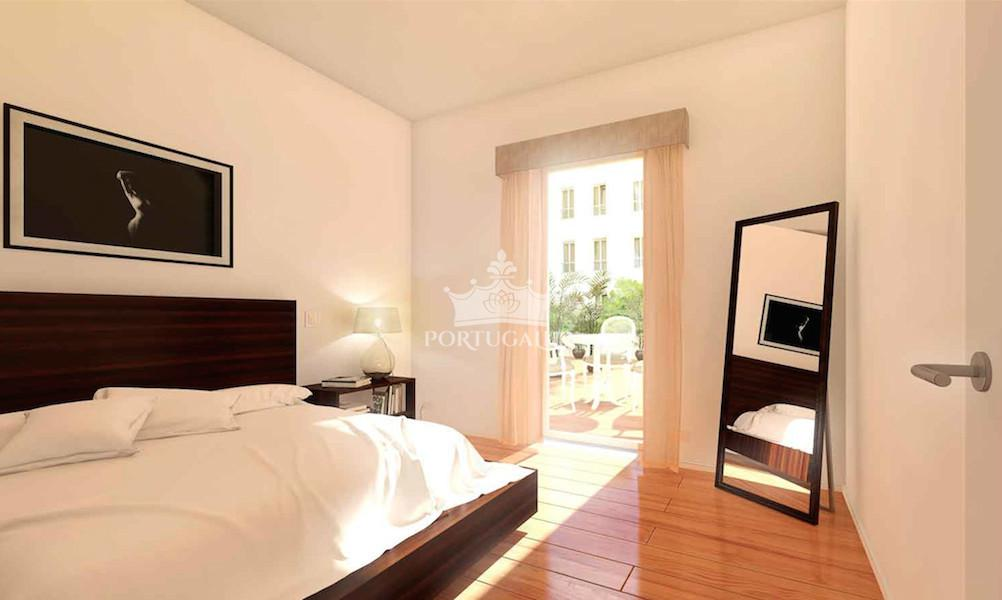 New Apartments Center Lisbon Portugality