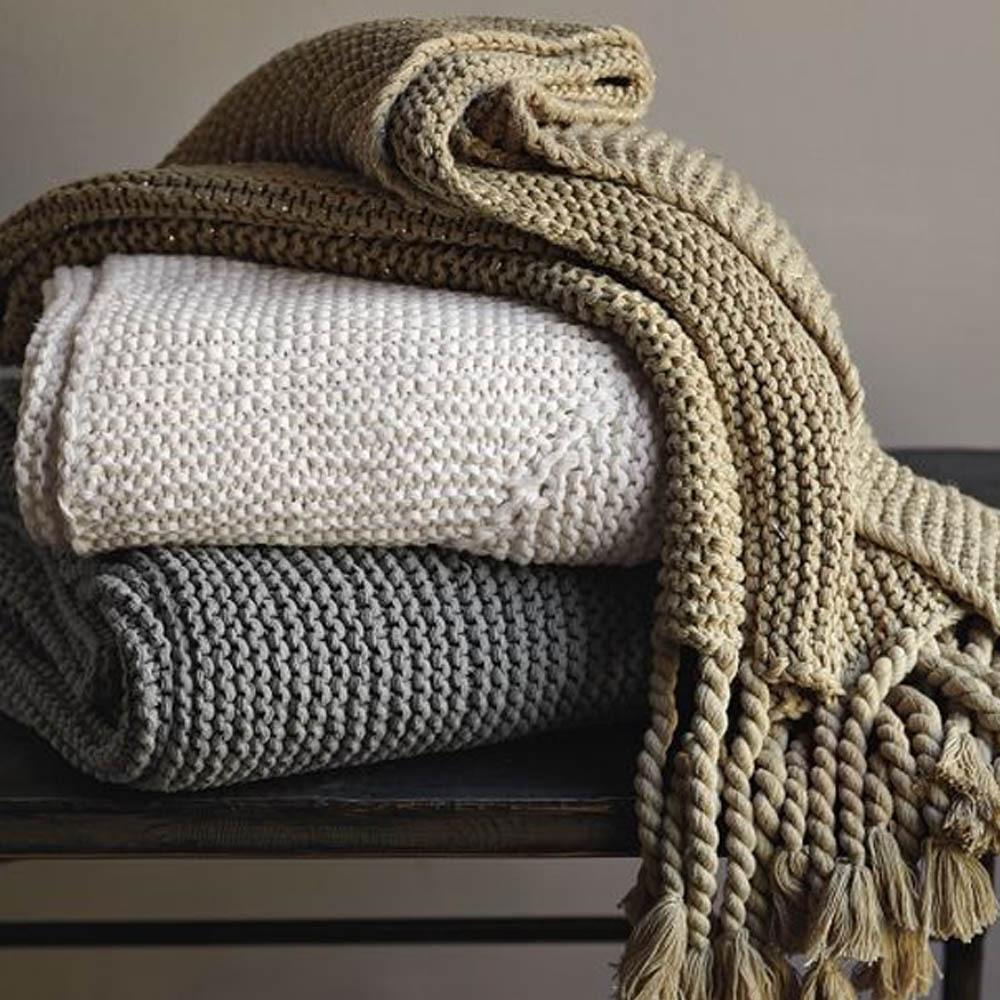 New Arrival Hot Cotton Blend Air Condition Blanket Sleep