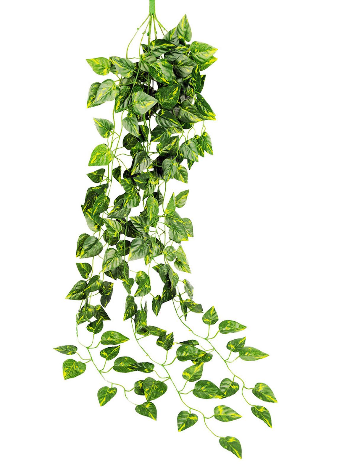 New Artificial Simulation Hanging Vine Plant Leaves