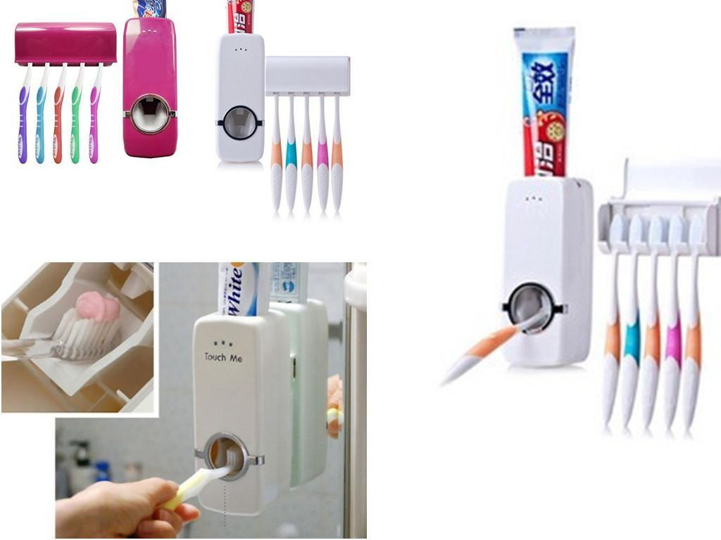 New Auto Household Automatic Toothpaste Dispenser