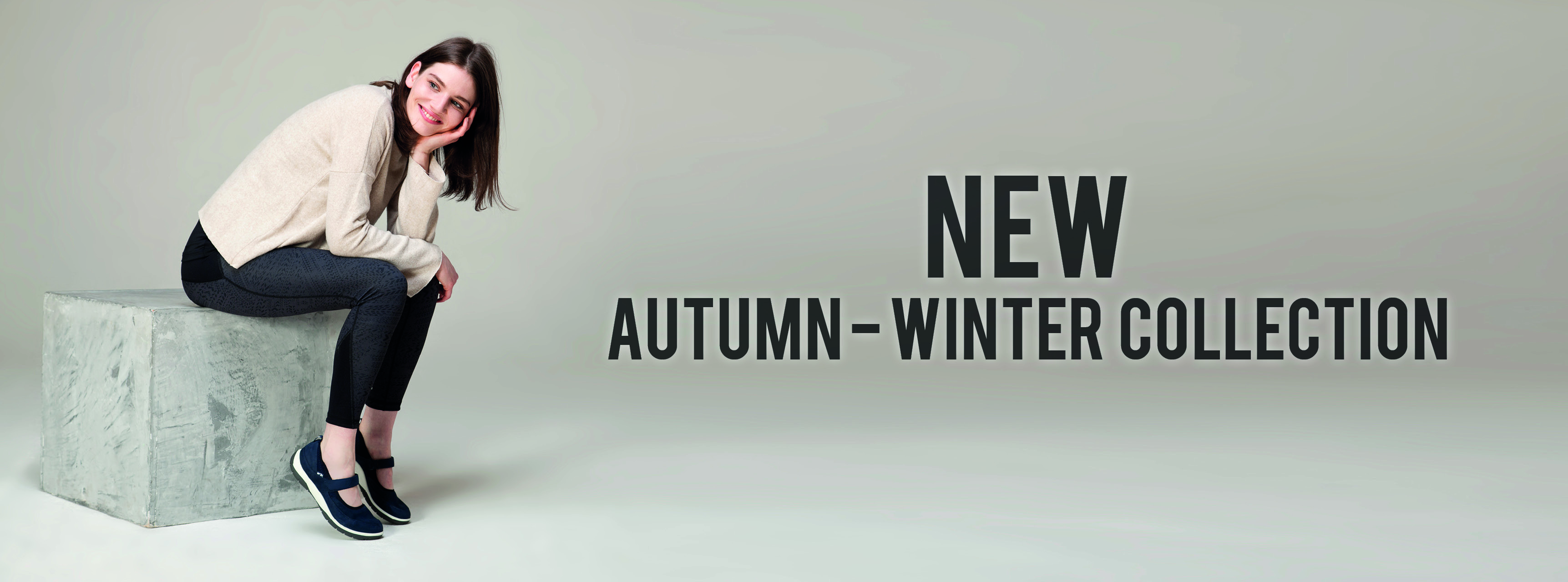 New Autumn Winter Collection Strive Footwear