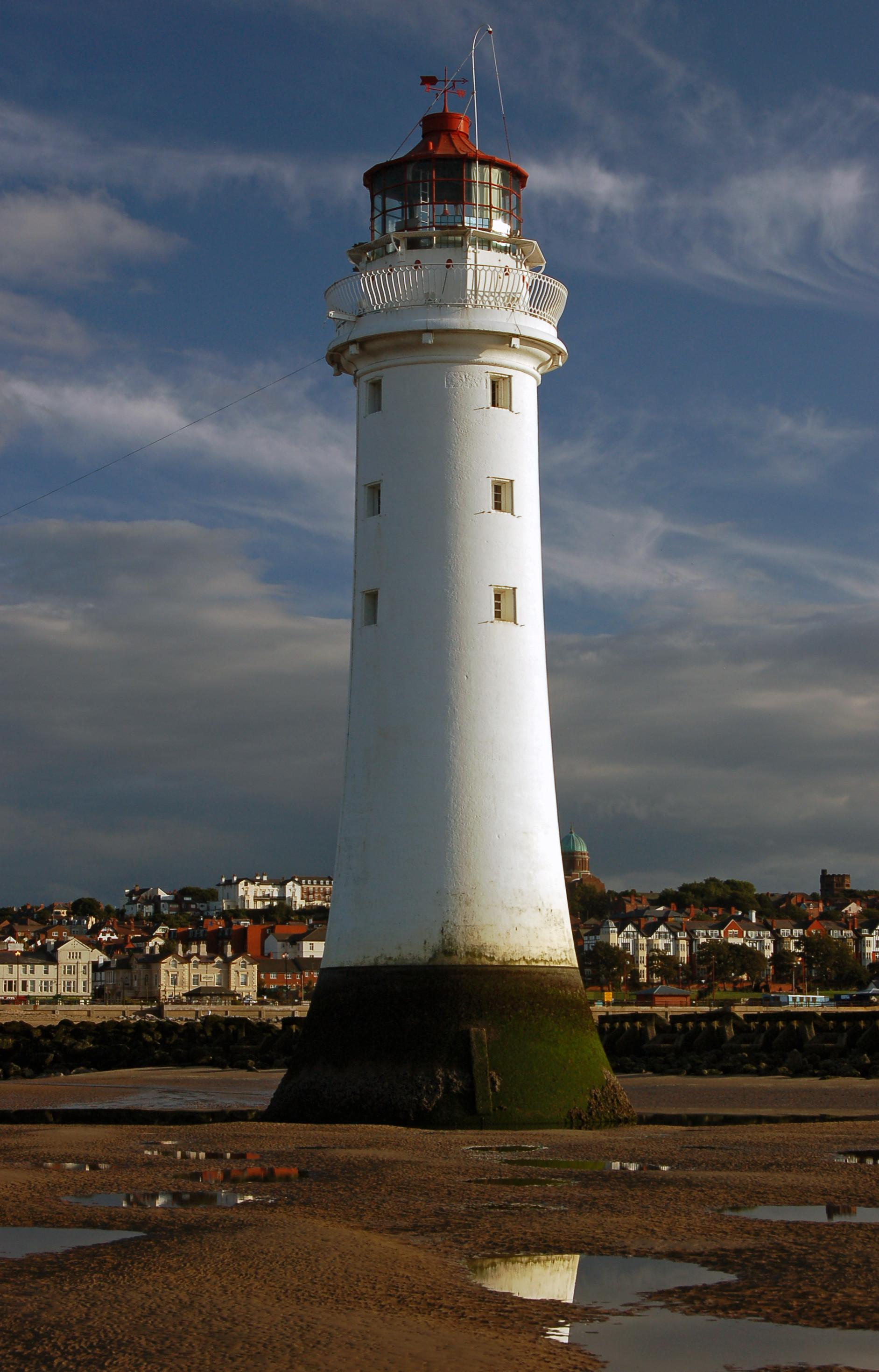 New Brighton Lighthouse Wikimedia Commons