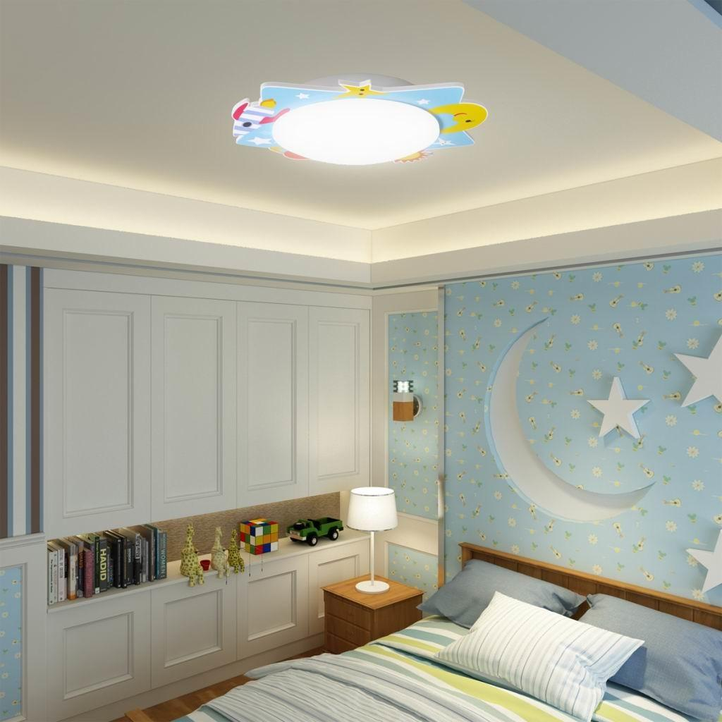 New Child Children Kids Bedroom Star Moon Wall Ceiling