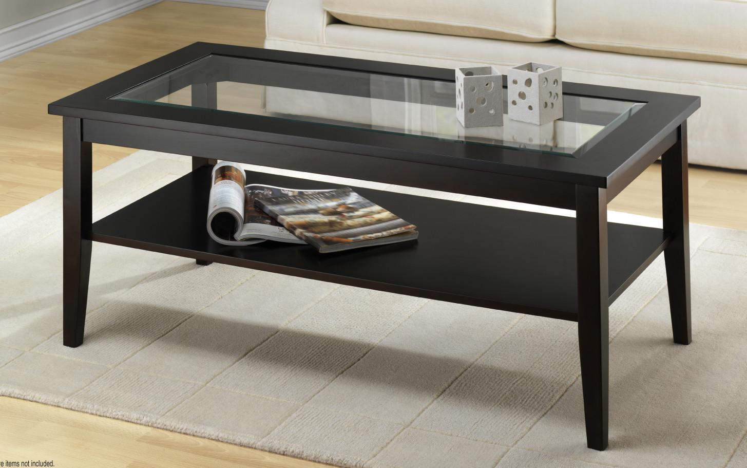 New Coffee Table Trends More