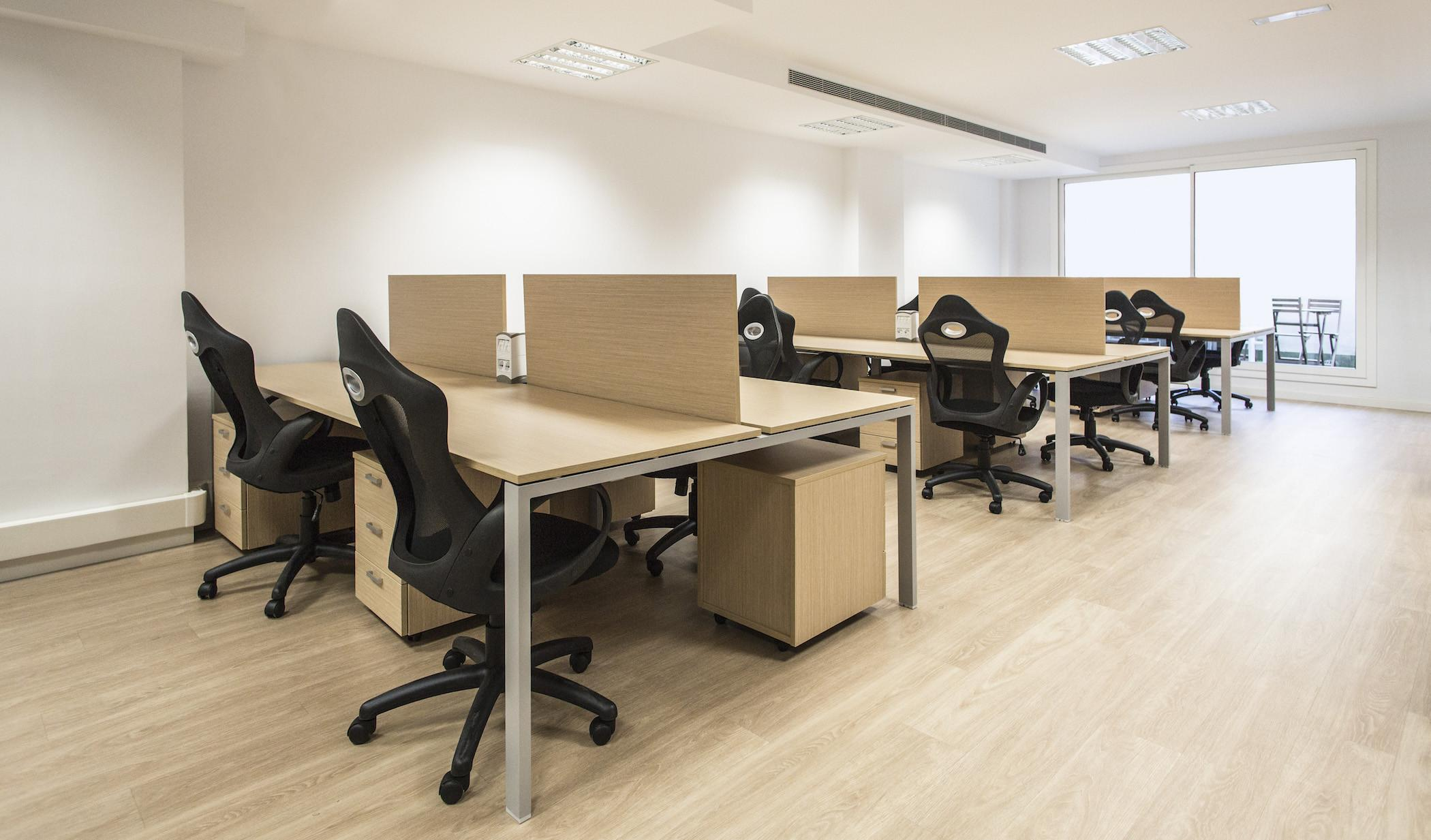 New Coworking Space Eixample Office