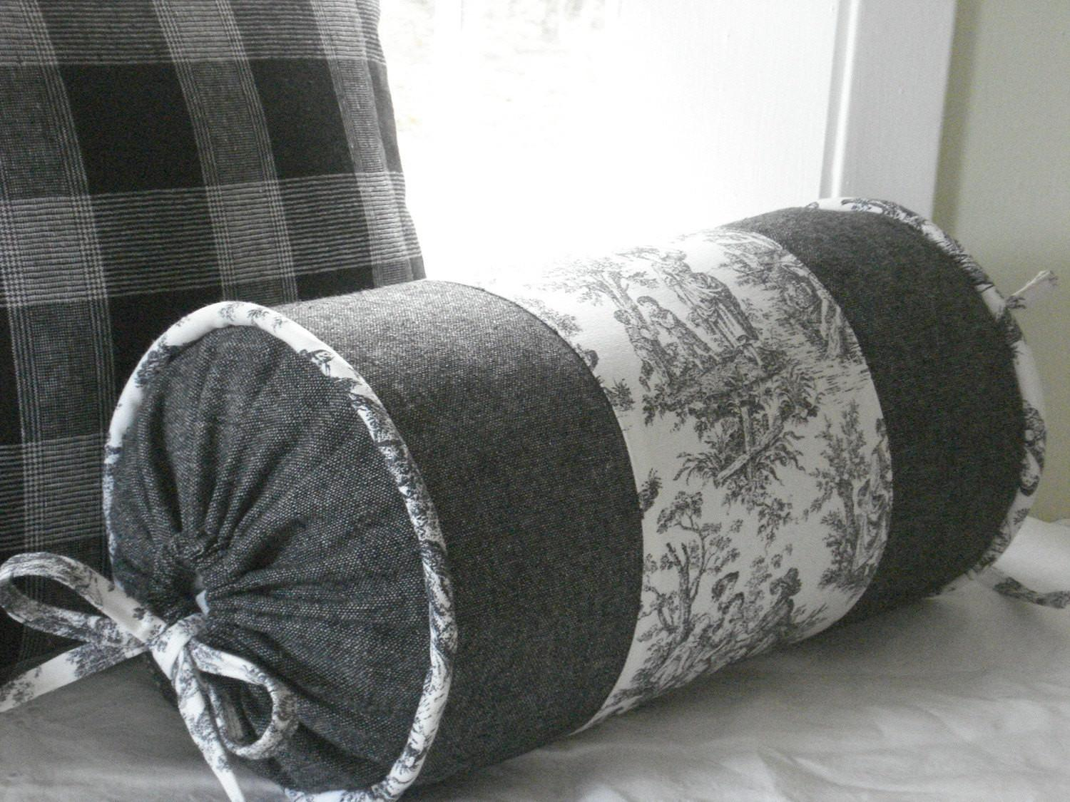 New Decorative Designer Bolster Pillow