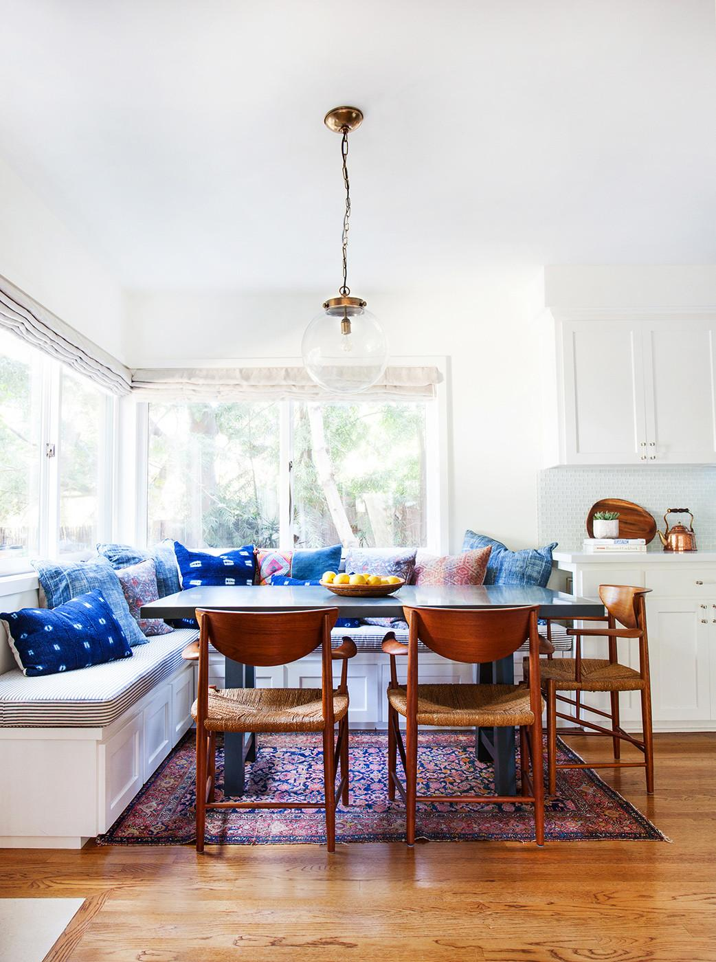 New Family Bohemian Eclectic California Home Glitter