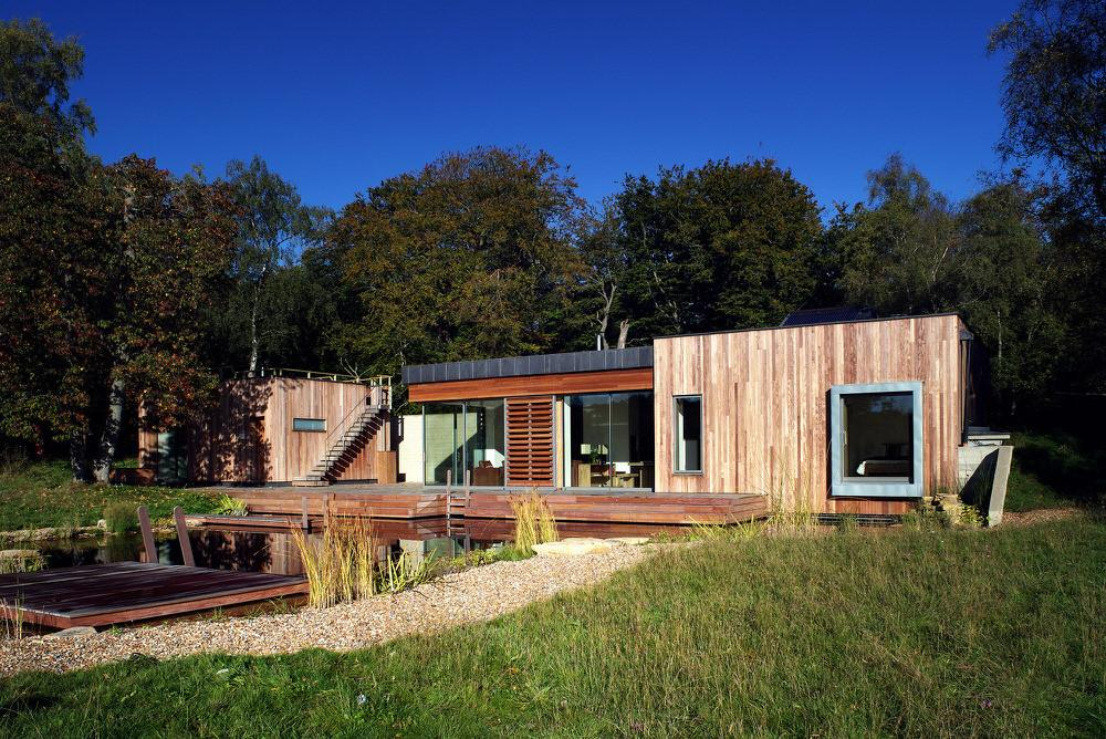 New Forest House Pad Studio Homeli