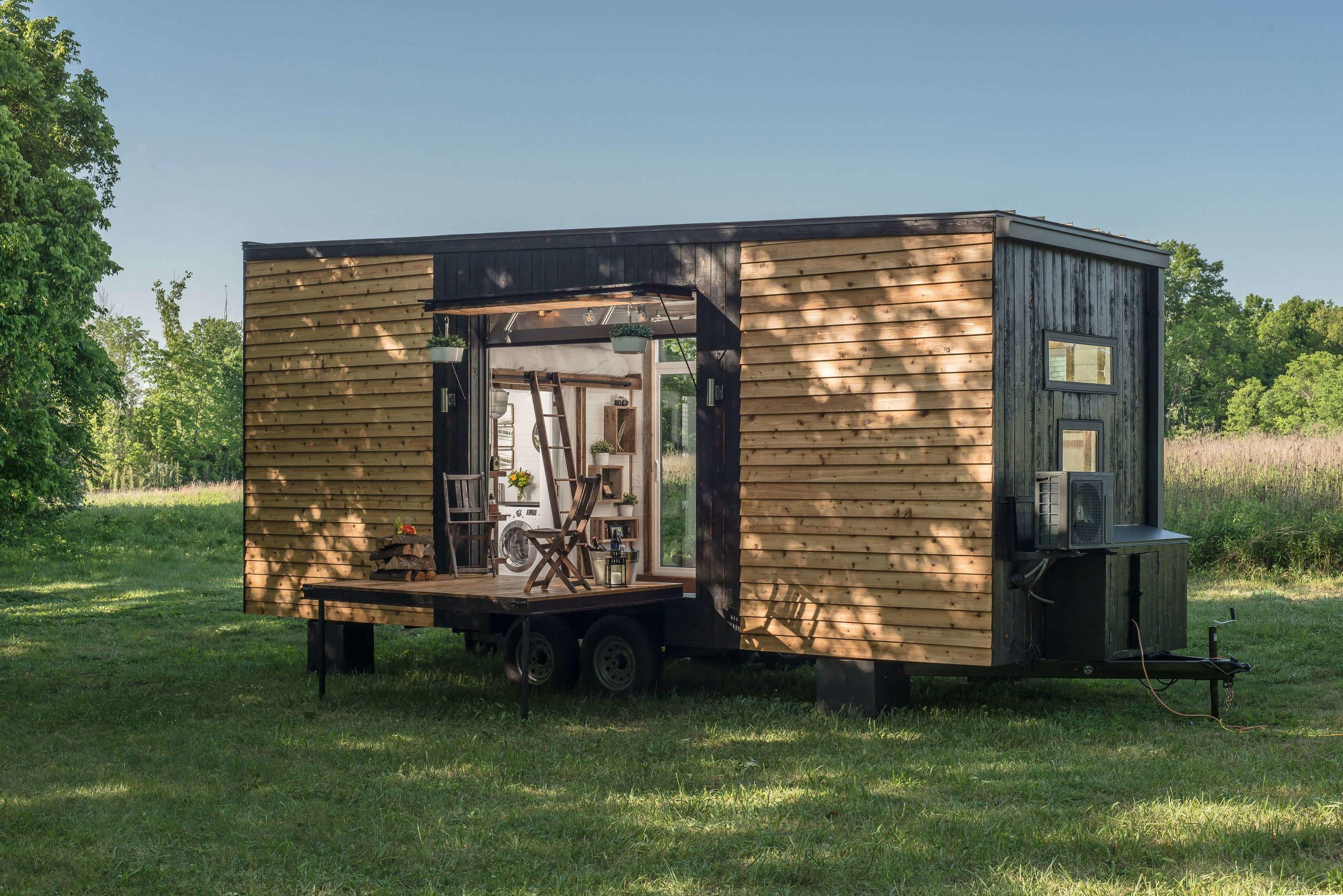 New Frontier Tiny Homes Coolector