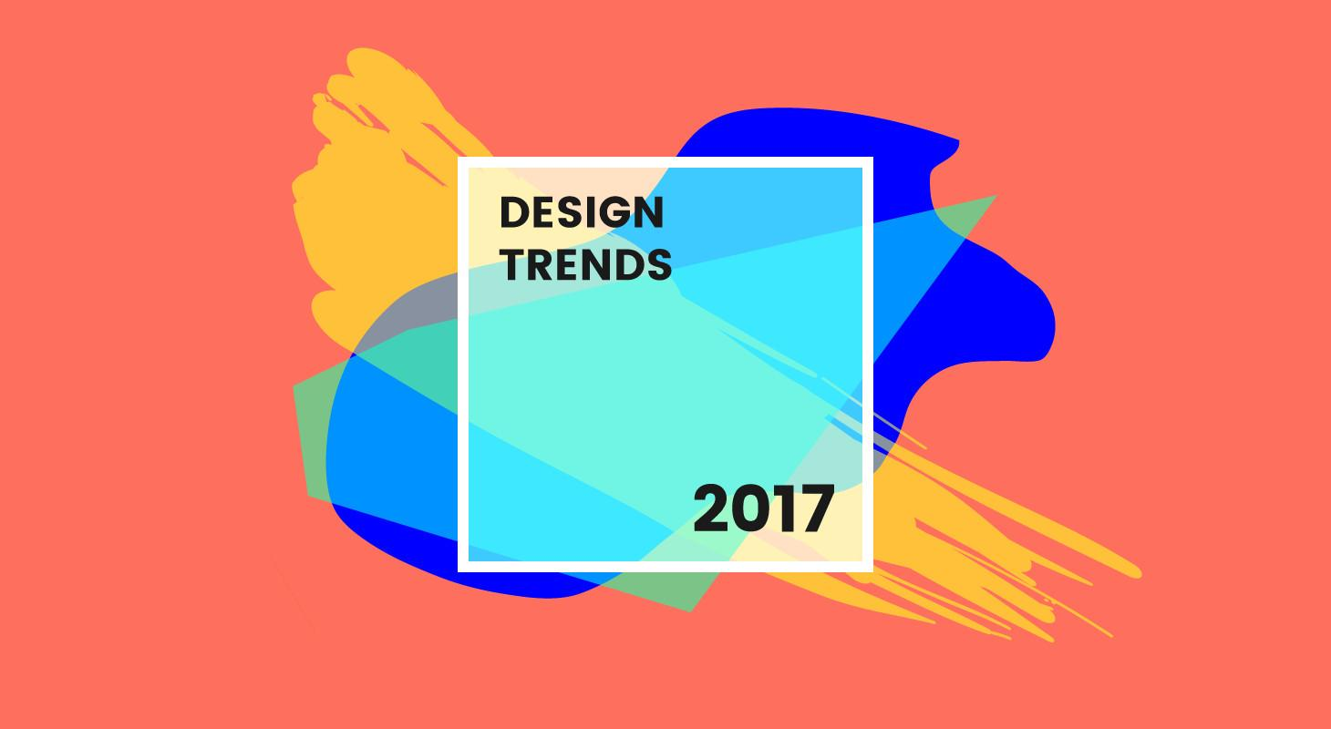 New Graphic Design Trends Take Over 2017