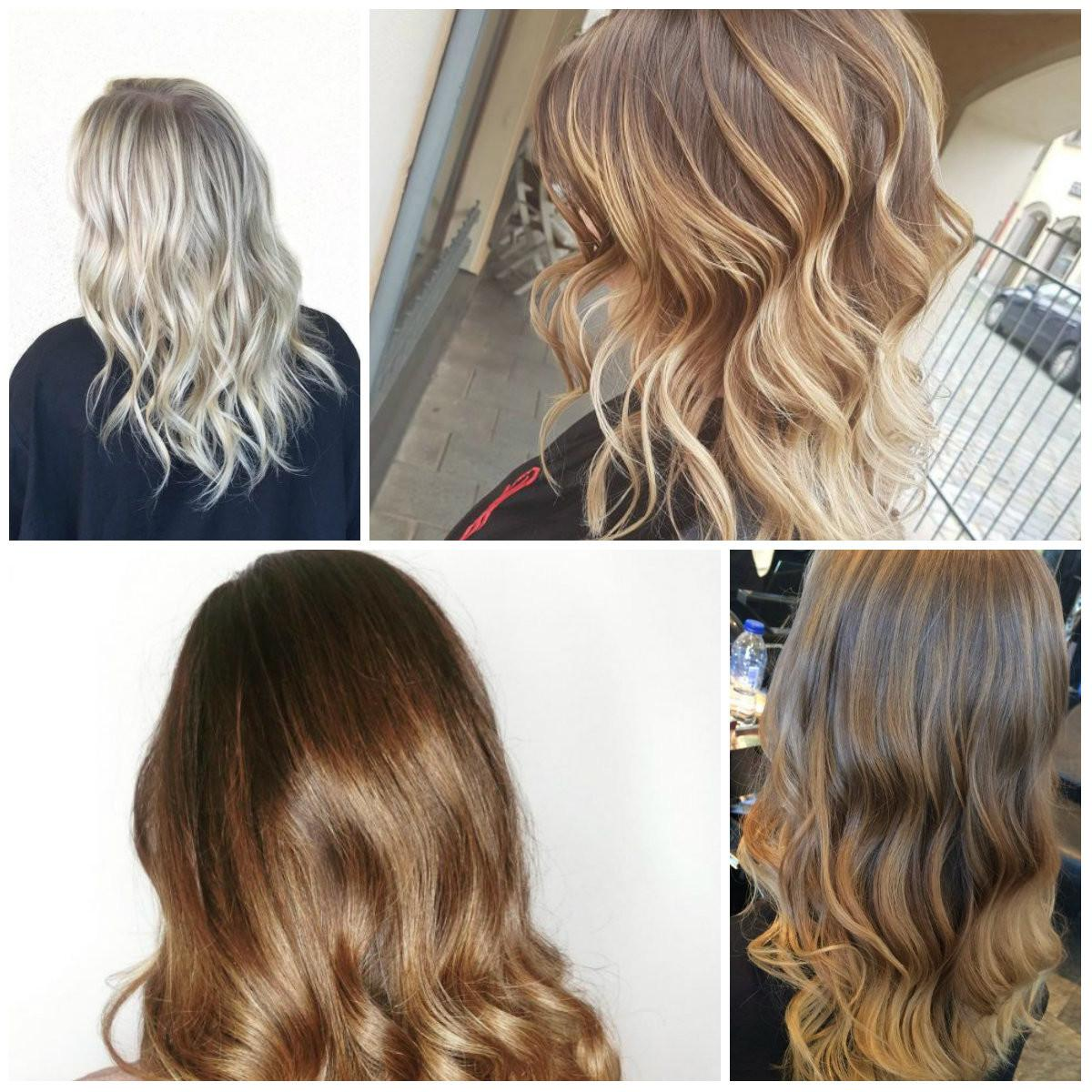 New Hair Color Ideas Trends 2017
