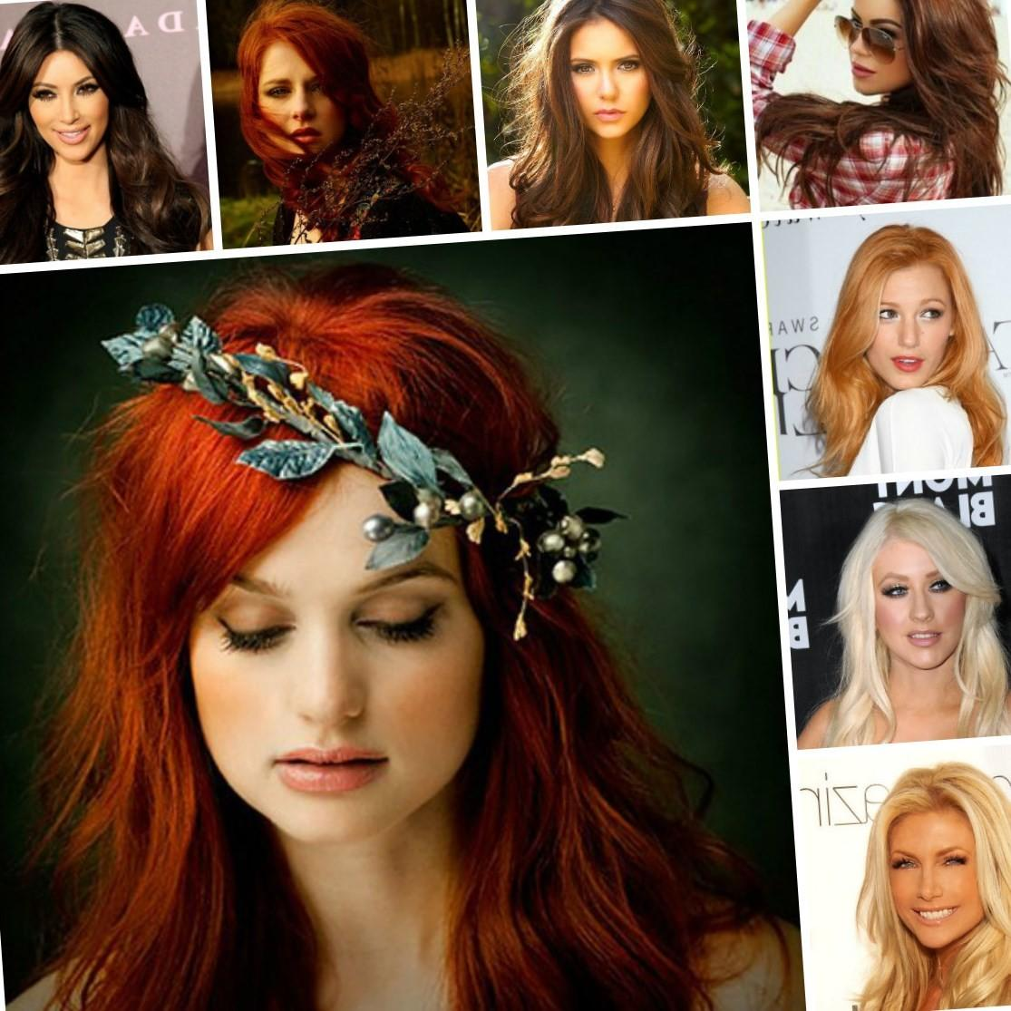 New Hair Color Trends Fall 2017 Ideas