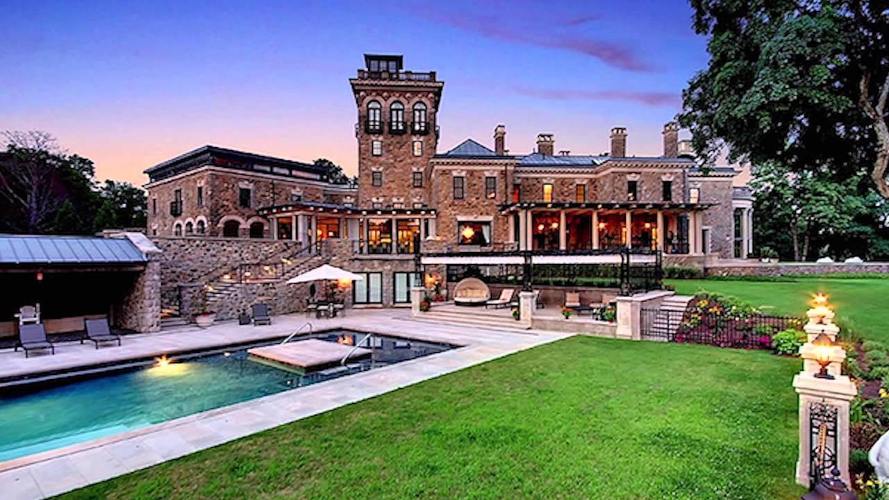 New Jersey Most Expensive Houses Sale