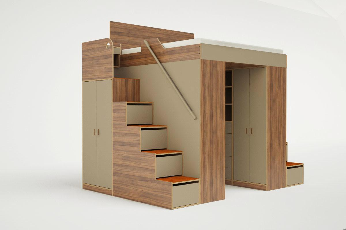 New Loft Bed Collection Adults Casa