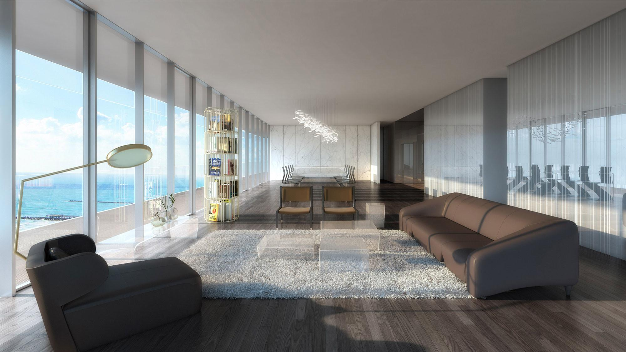 New Luxury High Rise Reflects Resurgent Condo Market