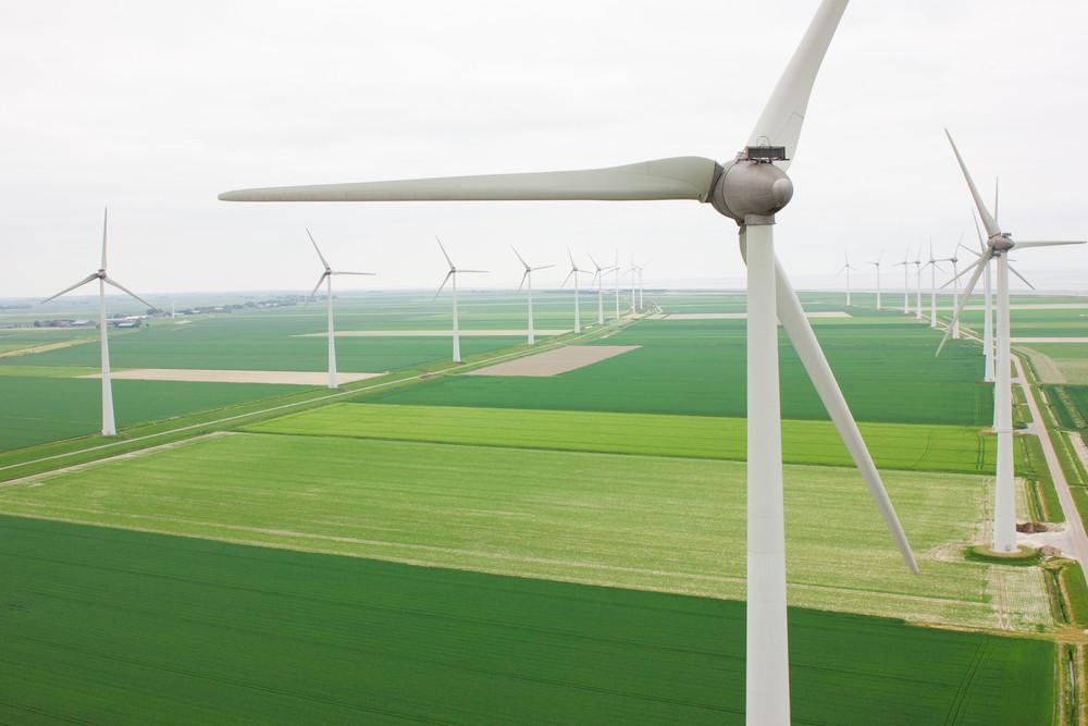 New Megawatt Wind Farm Illinois Capable