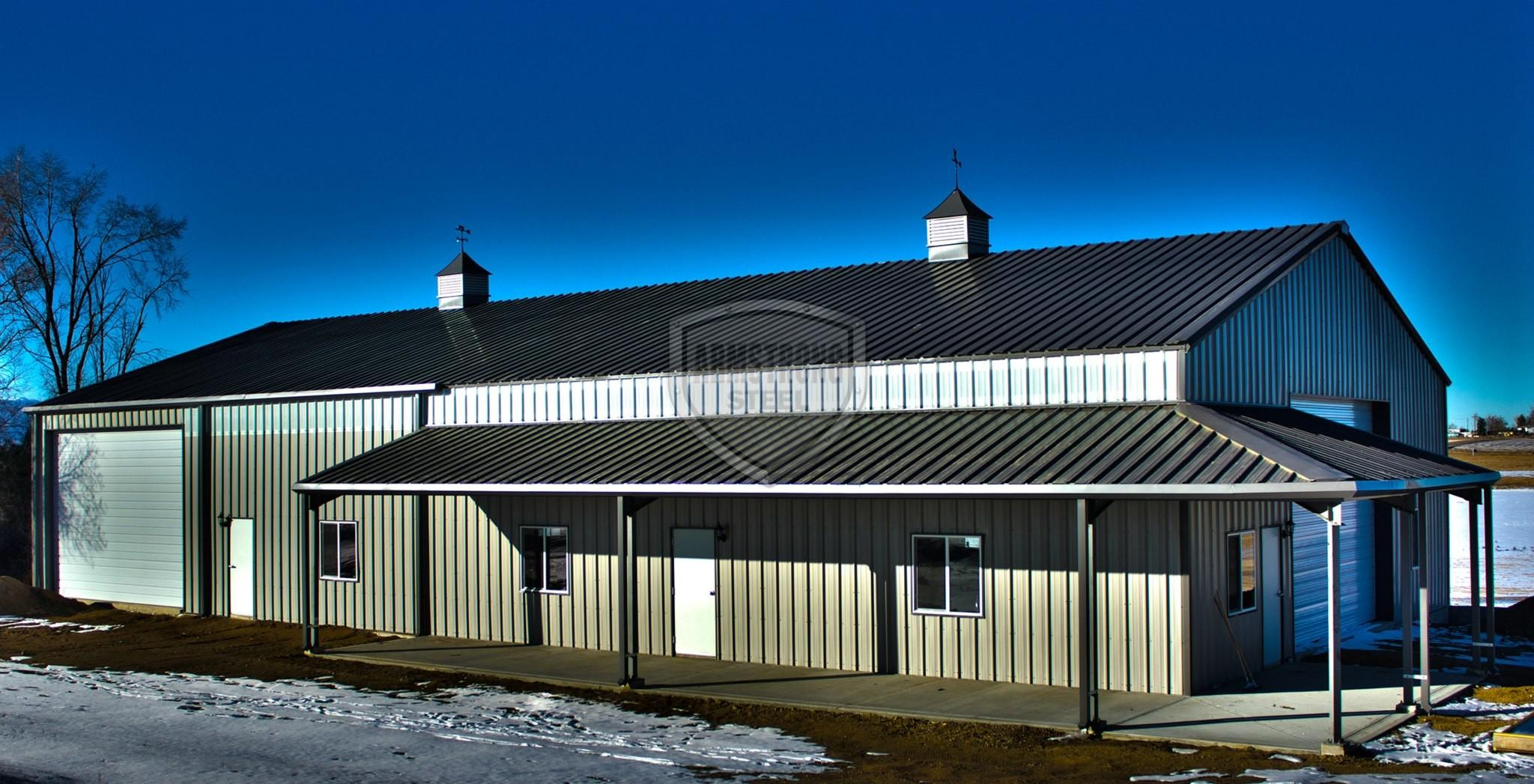 New Metal Buildings Need Know