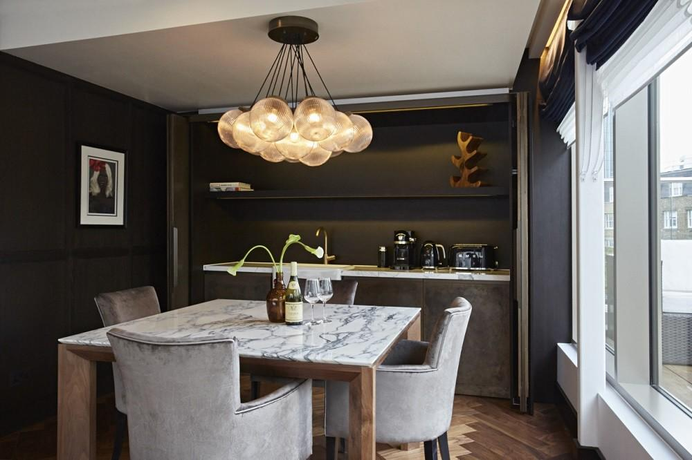 New Penthouse Suite Revealed Hilton London Bankside
