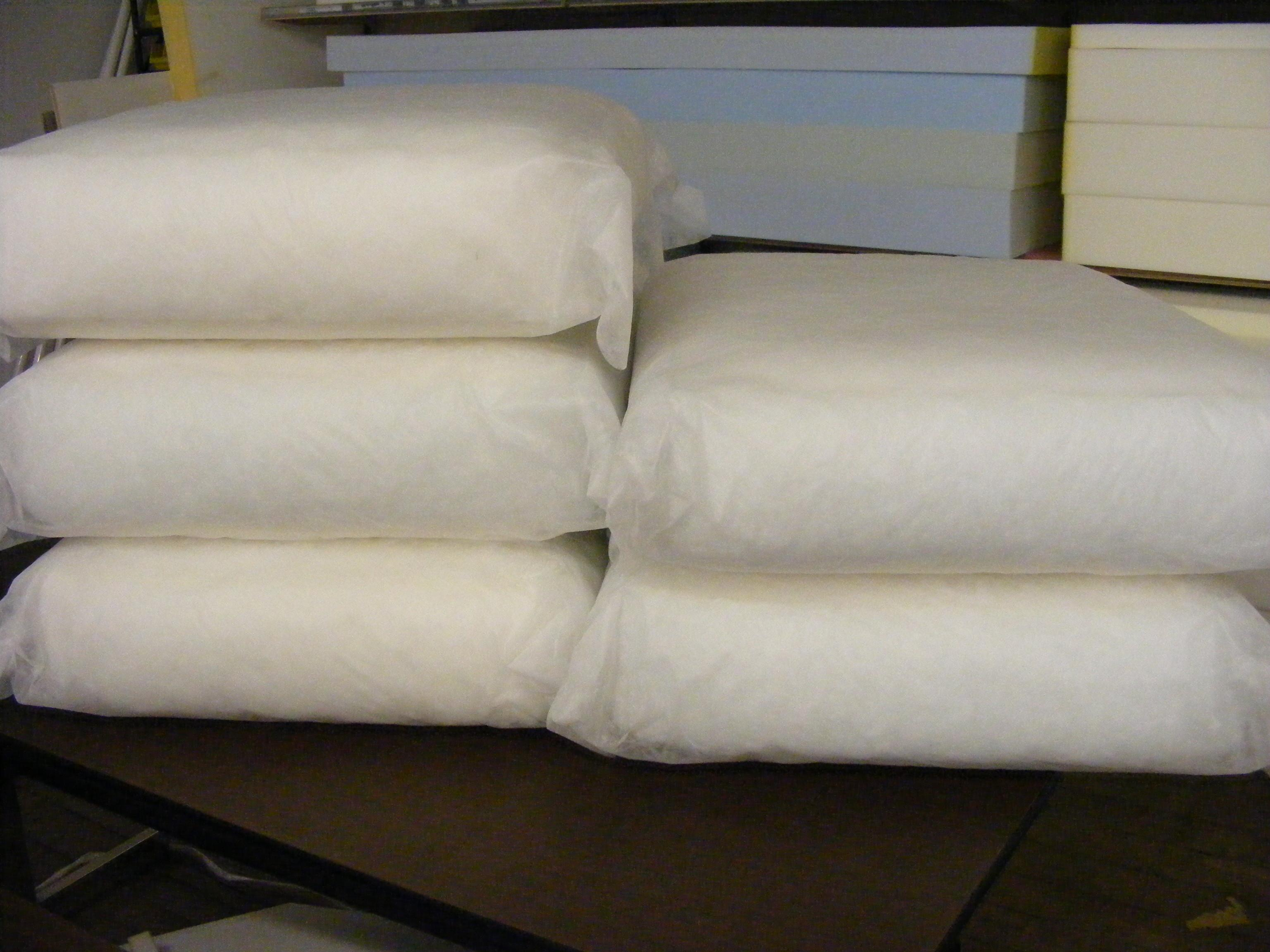 New Replacement Cores Leather Furniture Cushions