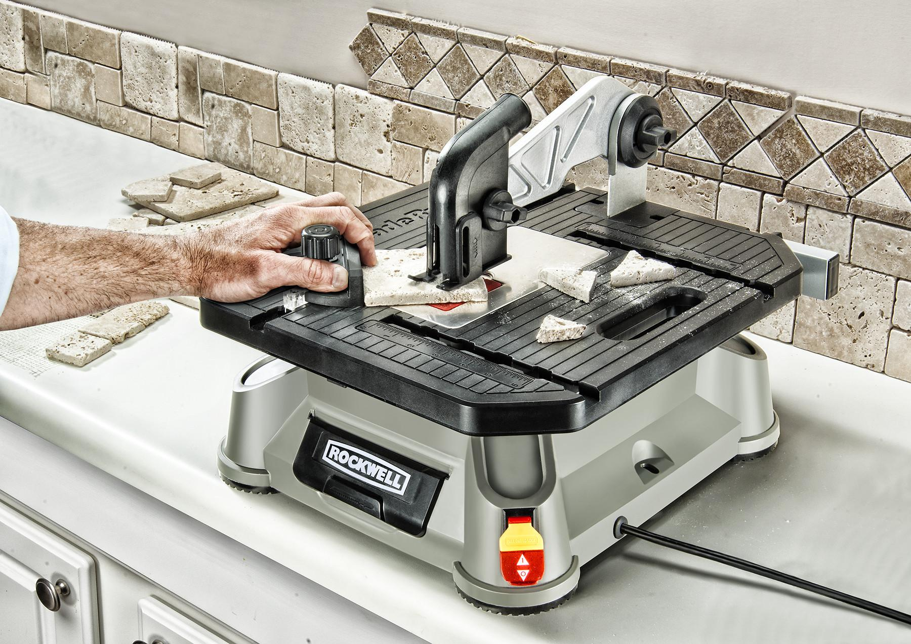 New Rockwell Bladerunner Ideal Benchtop Saw