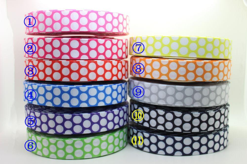 New Shipping Polka Dots Colors Available