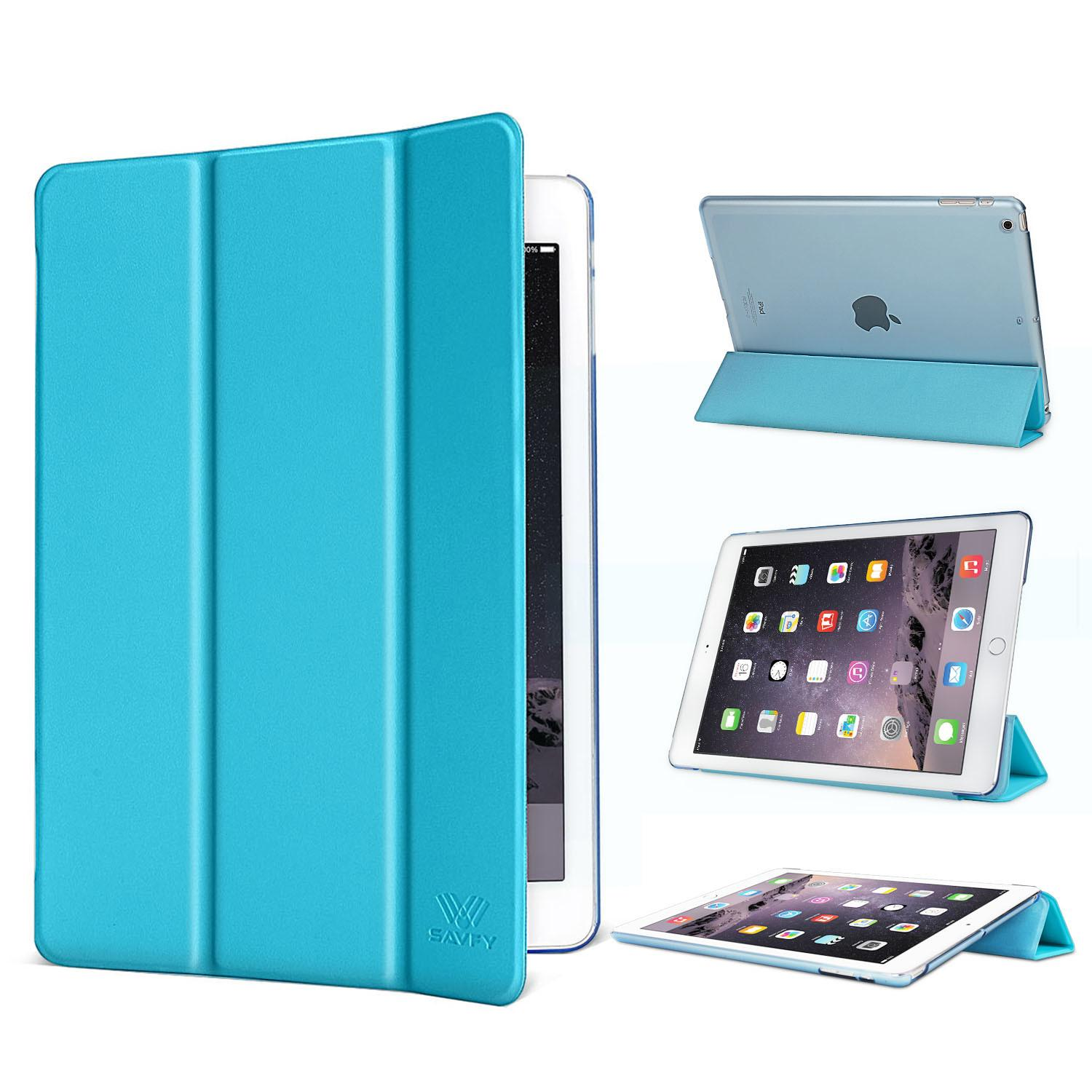 New Smart Stand Magnetic Leather Case Cover Apple Ipad