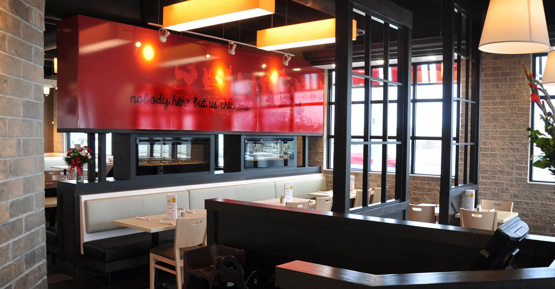 New Swiss Chalet Design Takes Roost Lindsay