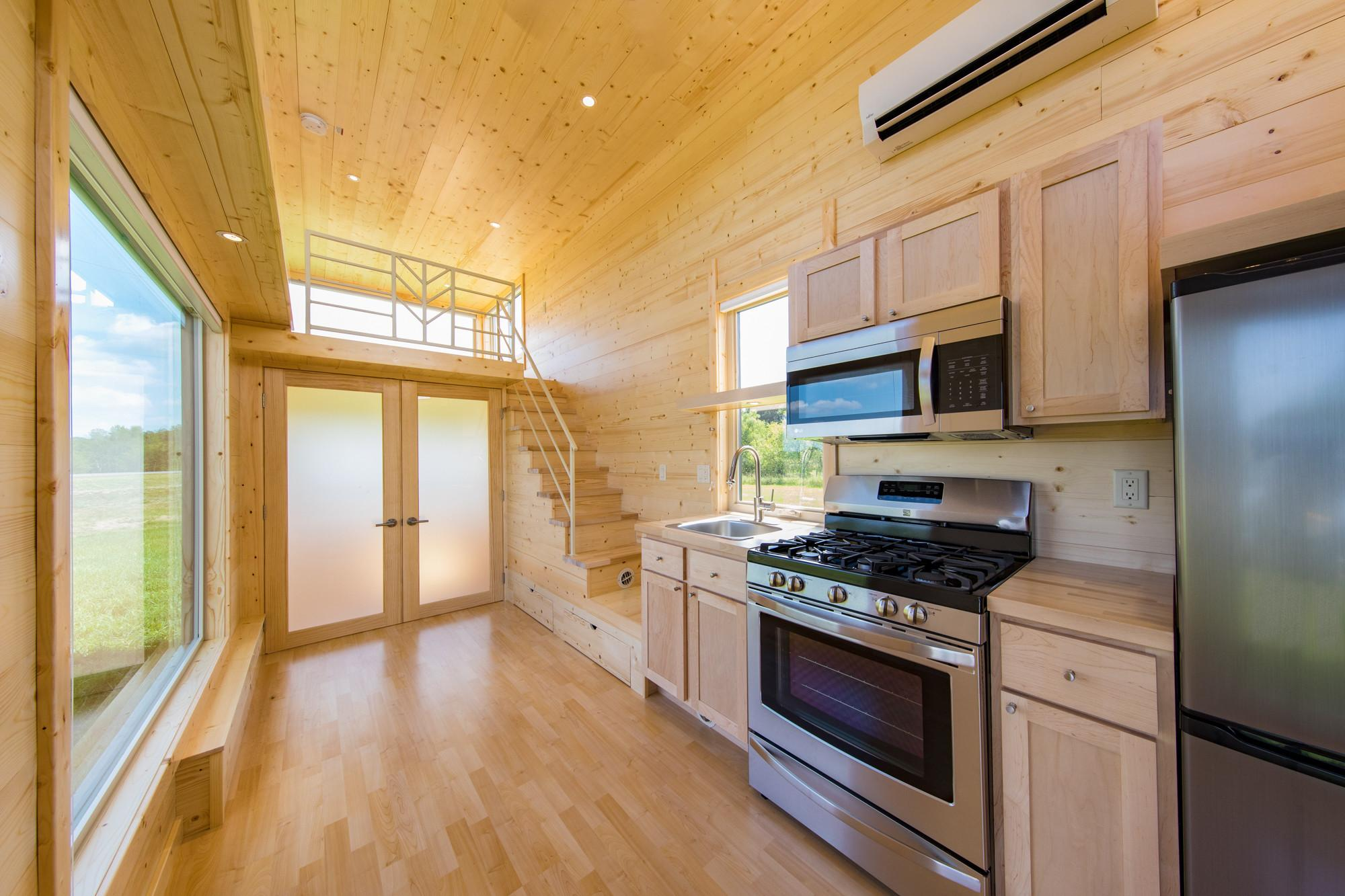 New Tiny House Like Living Double Decker Bus Curbed