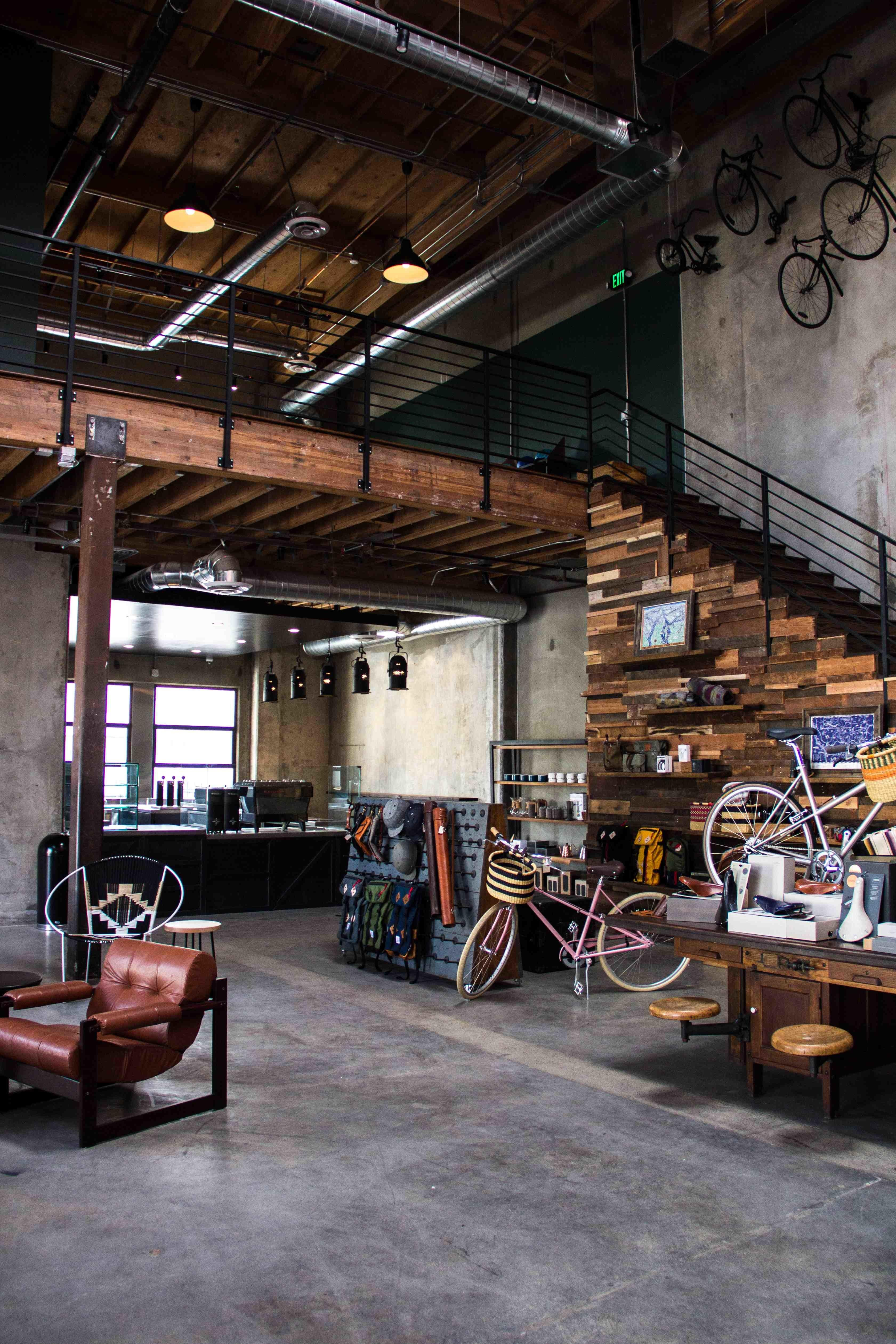 New Urban Focused Shop Caf Opens Downtown