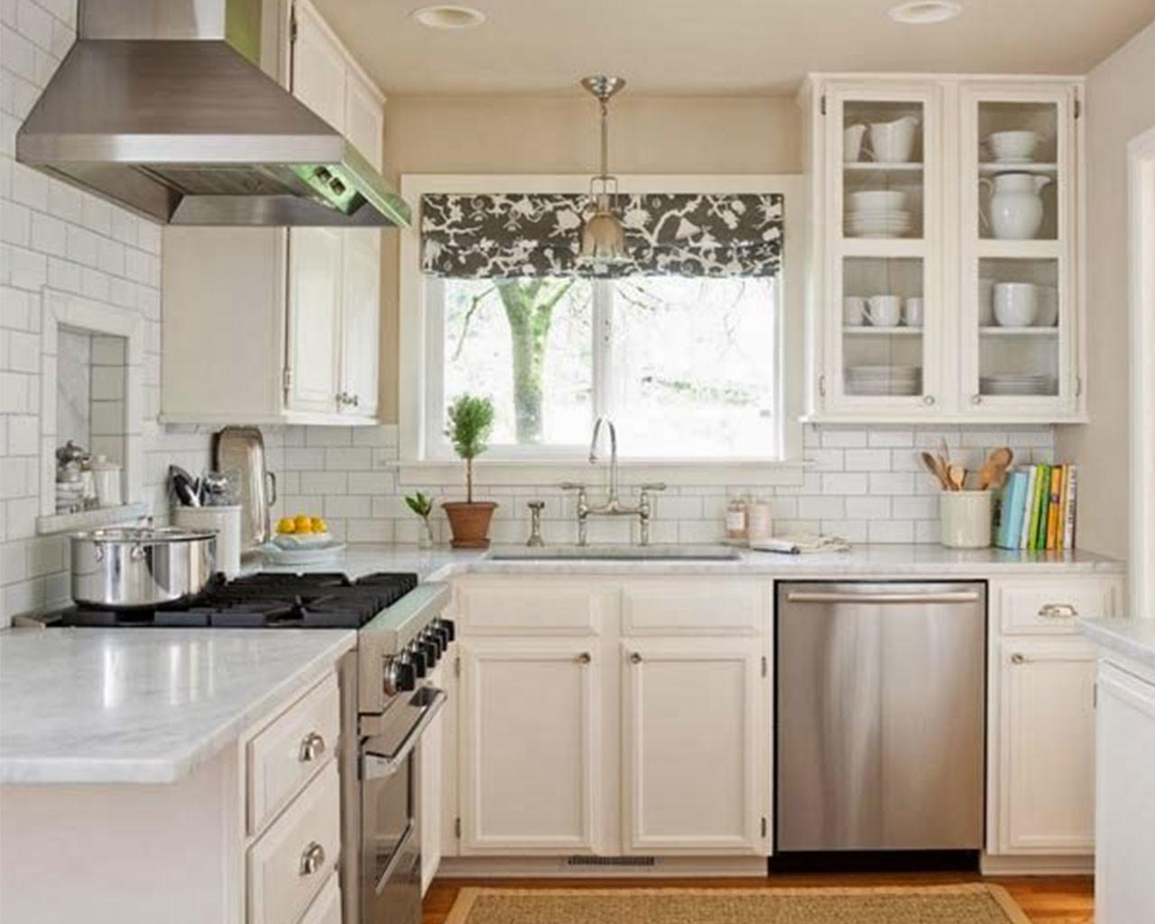 New Very Small Kitchen Designs 2015