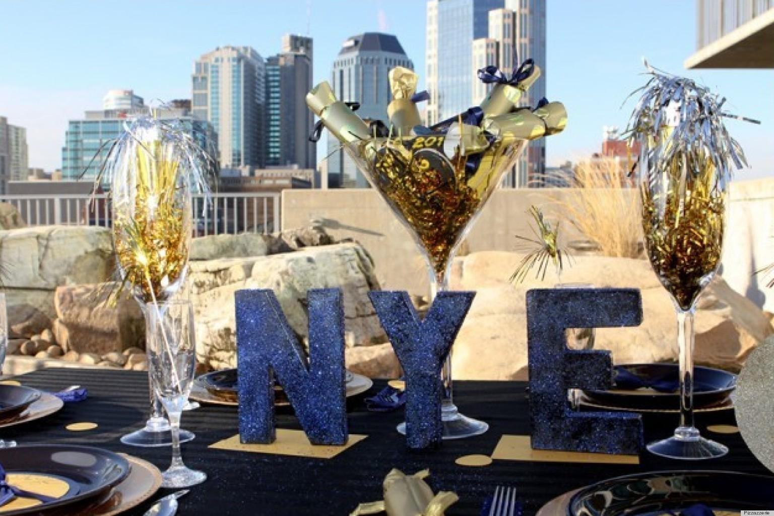 New Year Eve Decorations Make Your Party
