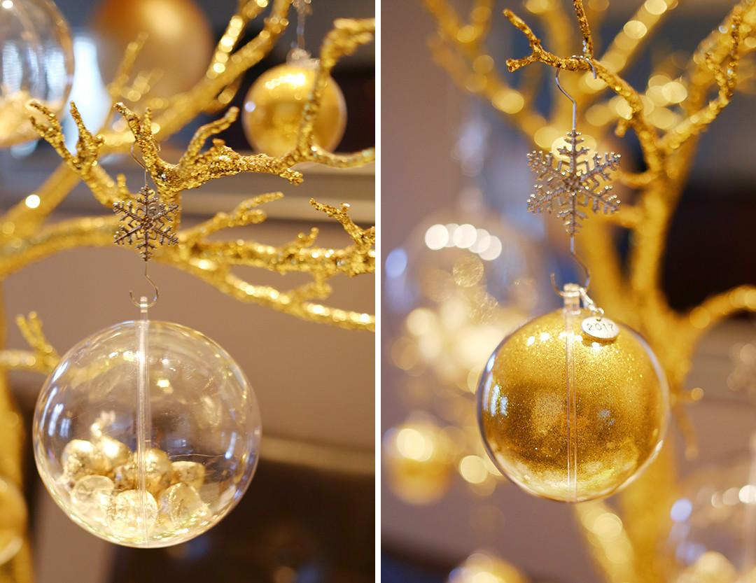 New Year Eve Diy Ornament Favors