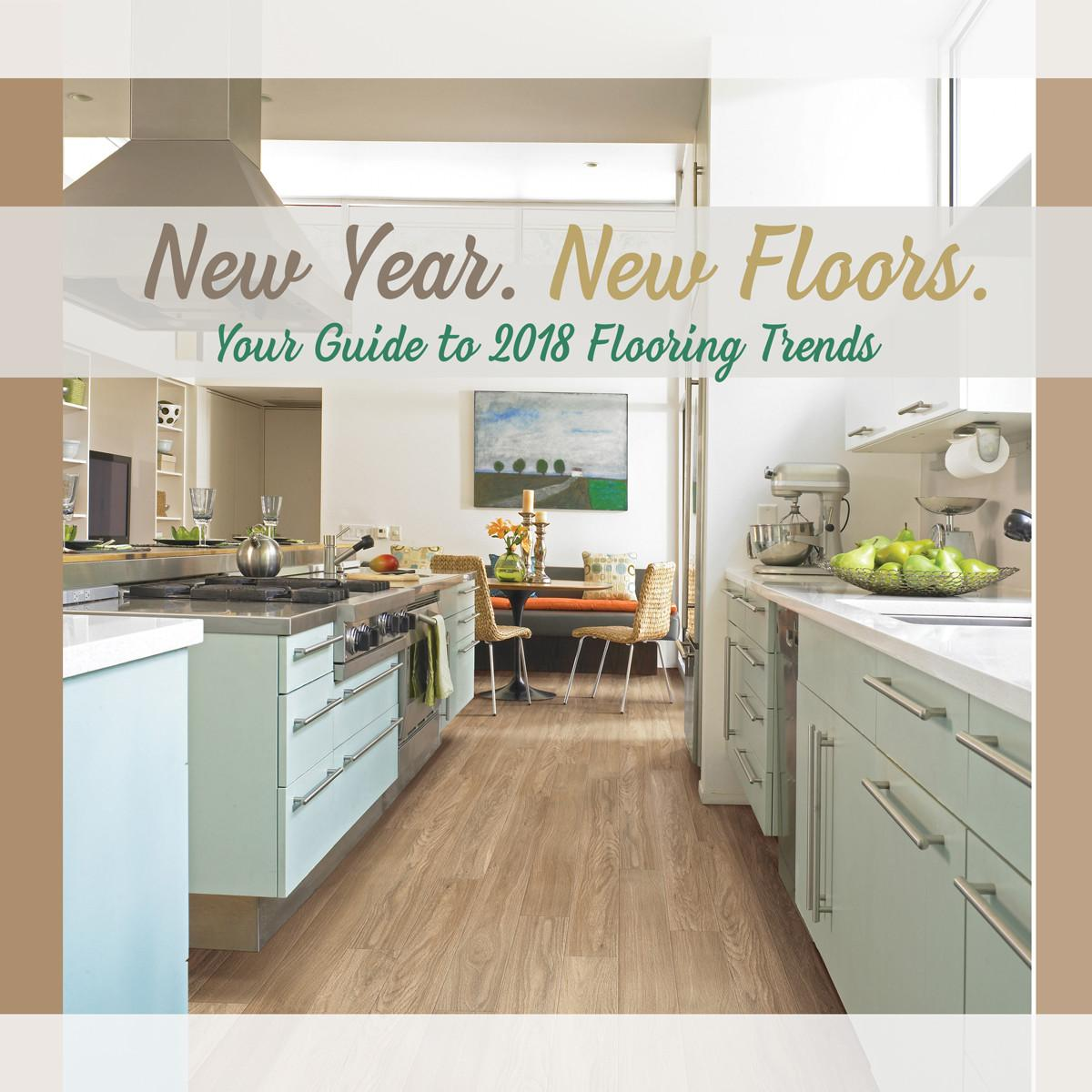 New Year Looks 2018 Flooring Trends Empire Today Blog