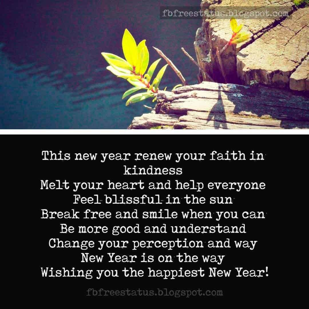 New Year Messages Friends Wishes