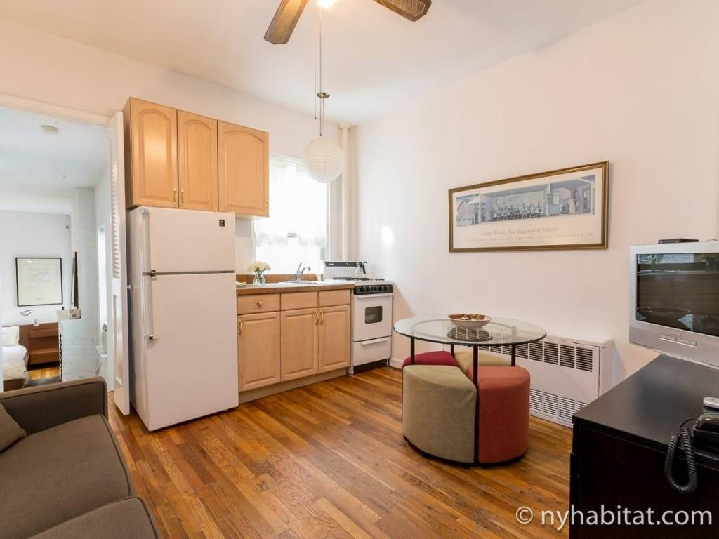 New York Apartment Bedroom Rental Chelsea